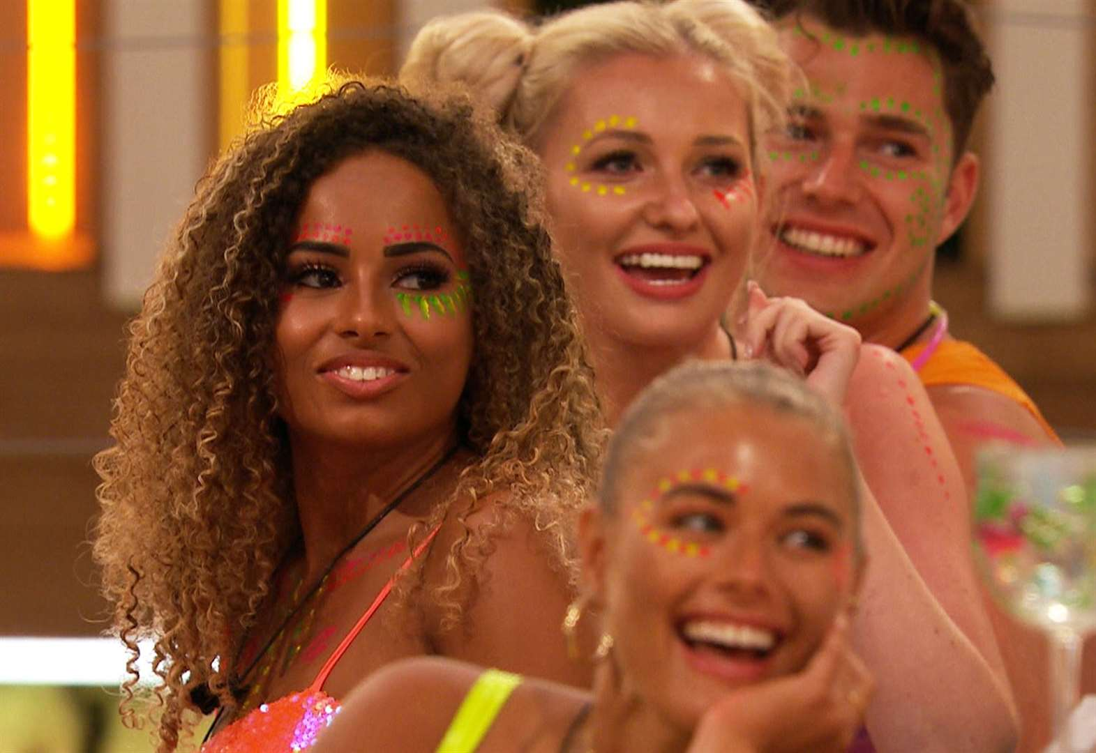 See the Love Island final on the big screen