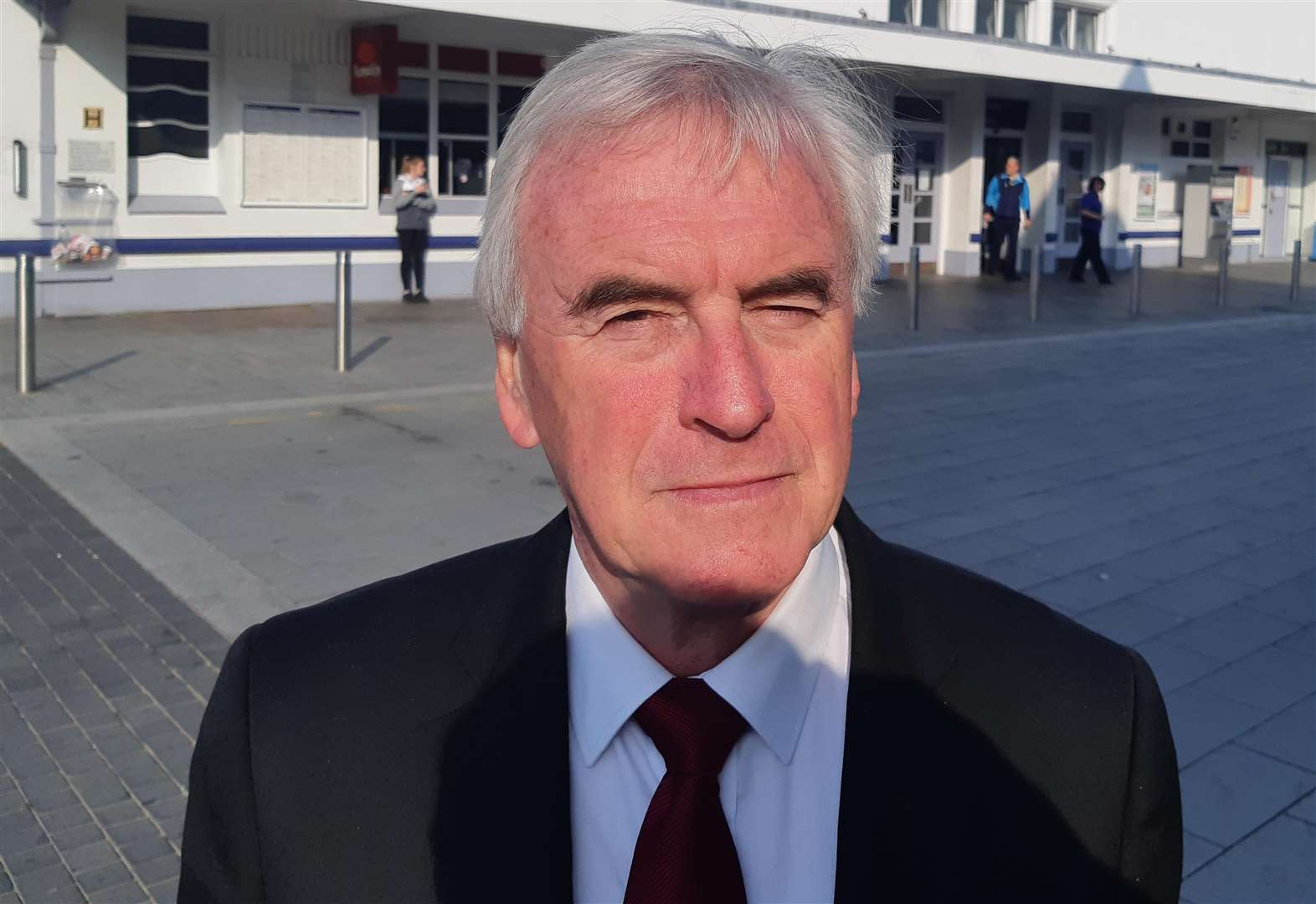 Shadow Chancellor's fares demand