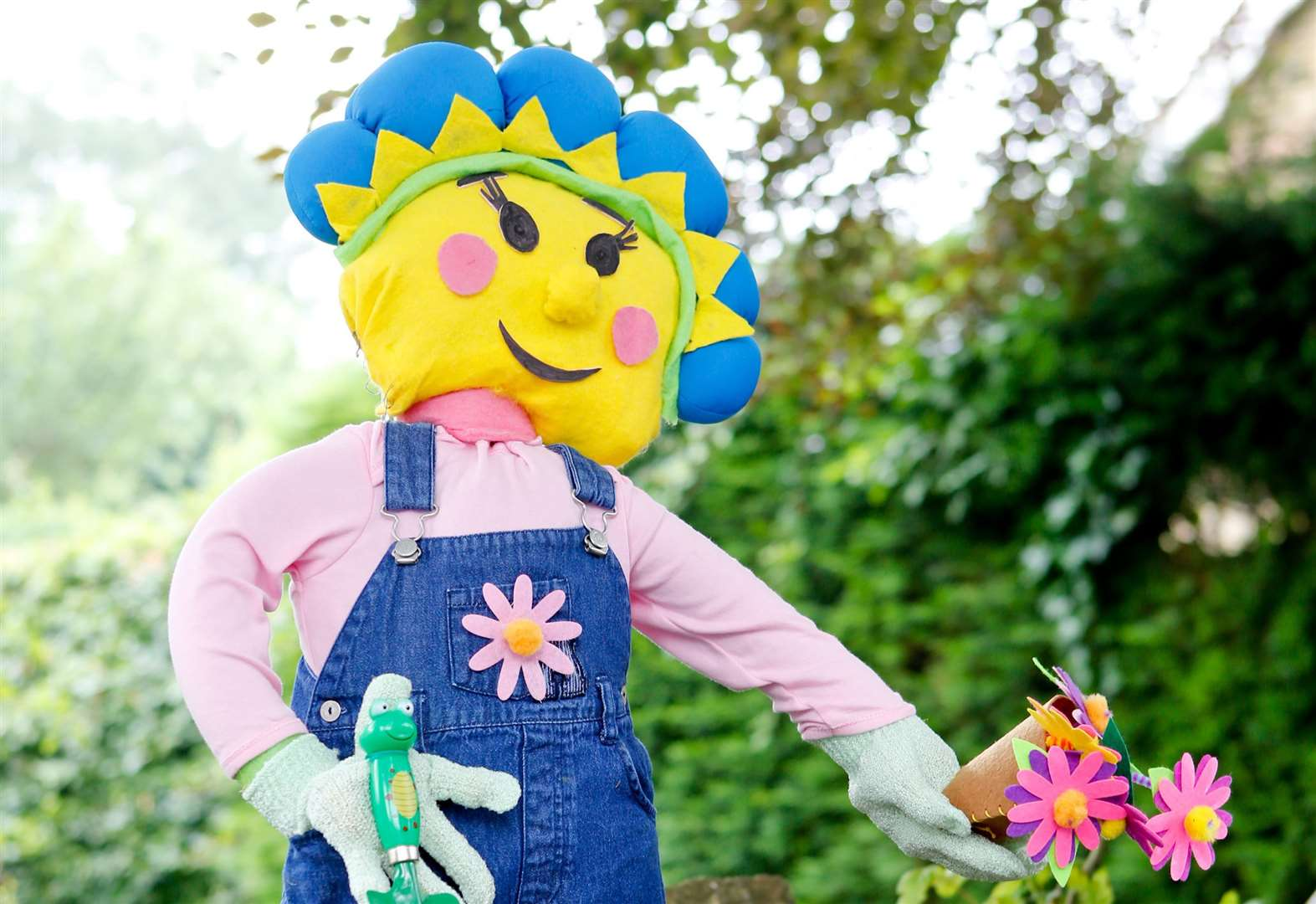 Scarecrows to pop up for popular festival