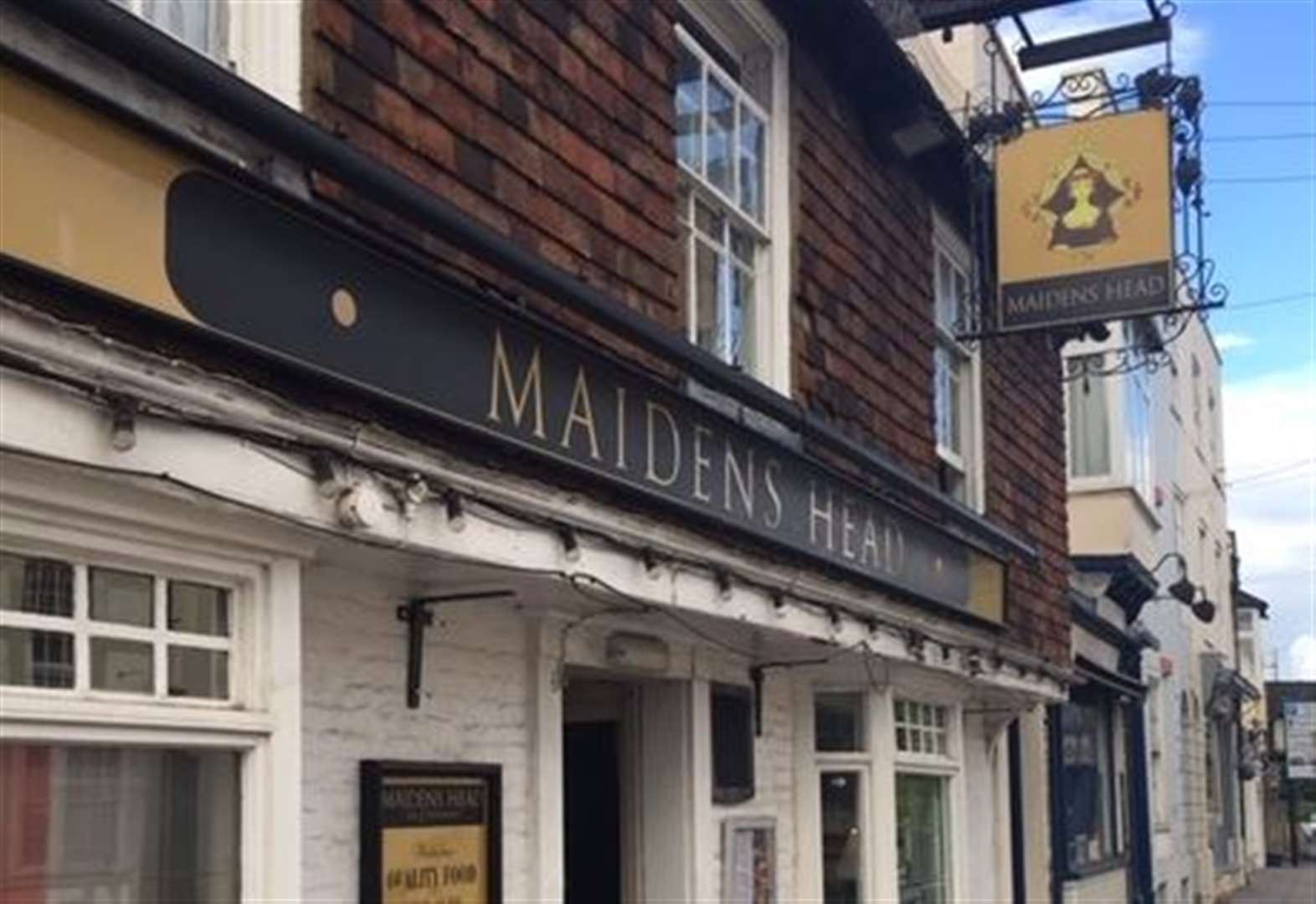 Secret Drinker reviews the Maiden's Head pub in Canterbury