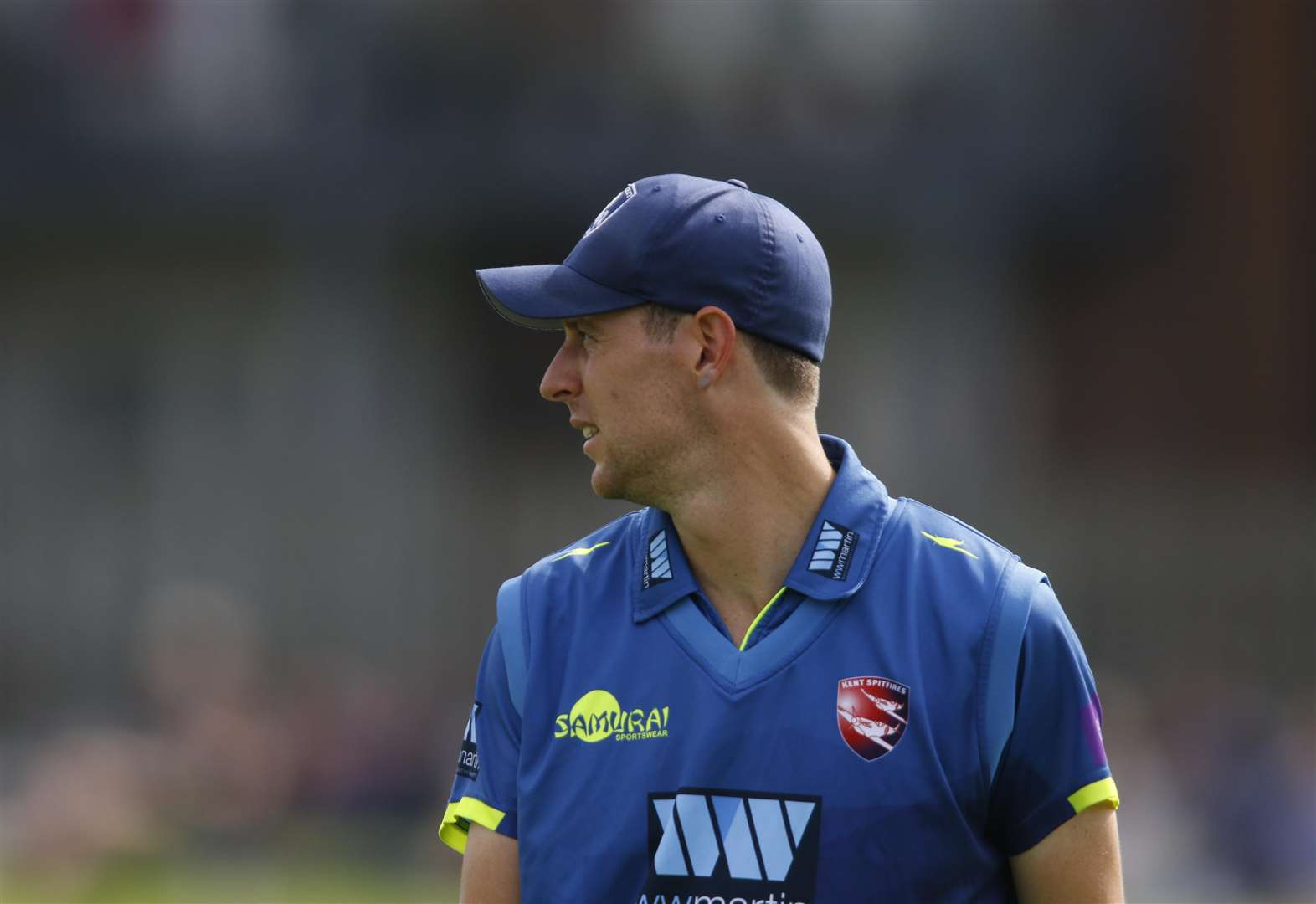 Kent's winning run in One-Day Cup ends