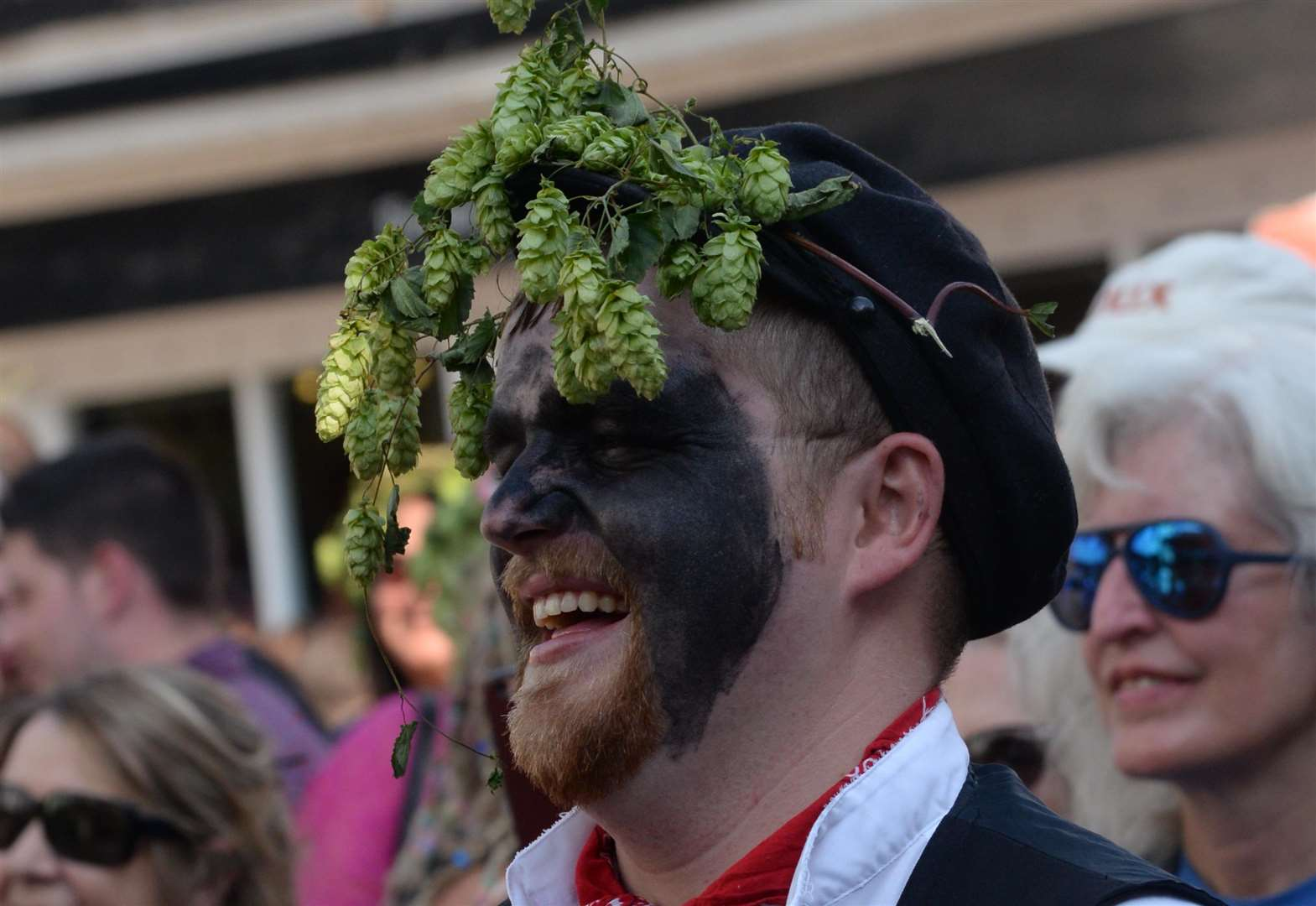 Hop festival in pictures