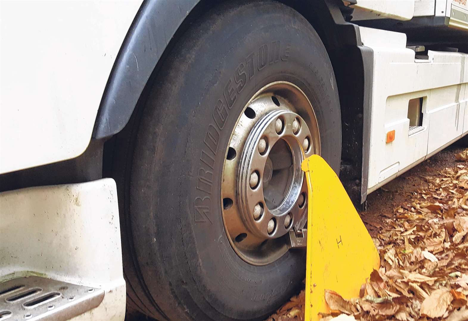 HGV clamping trial could be extended