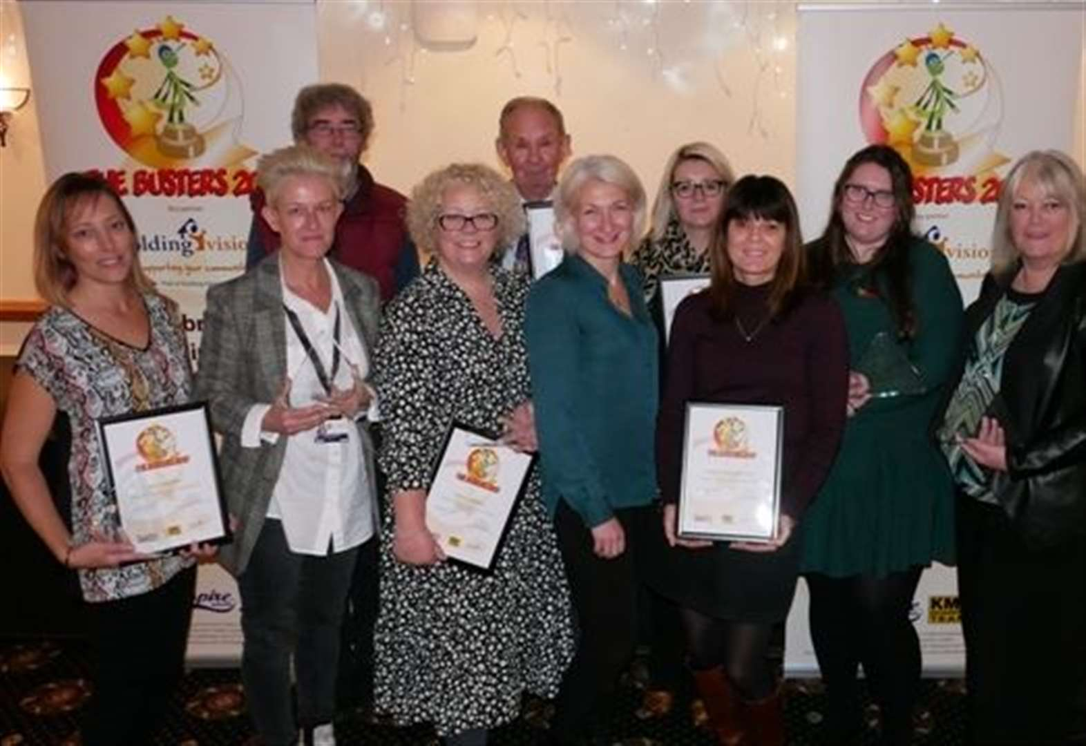 Literacy trailblazers honoured