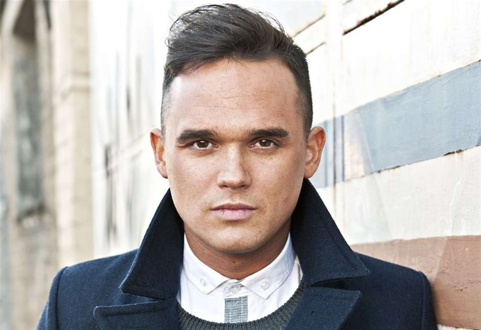 Spend Valentine's Day with Gareth Gates