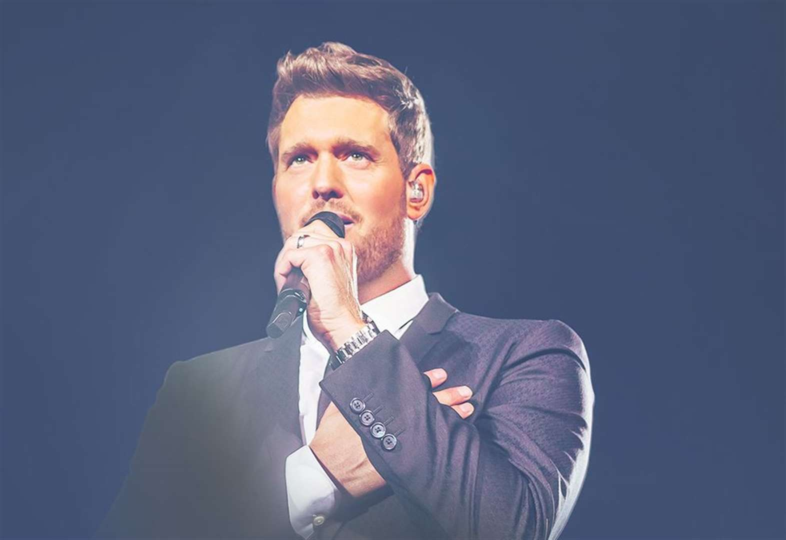 Michael Bublé reschedules Kent concert for 2022