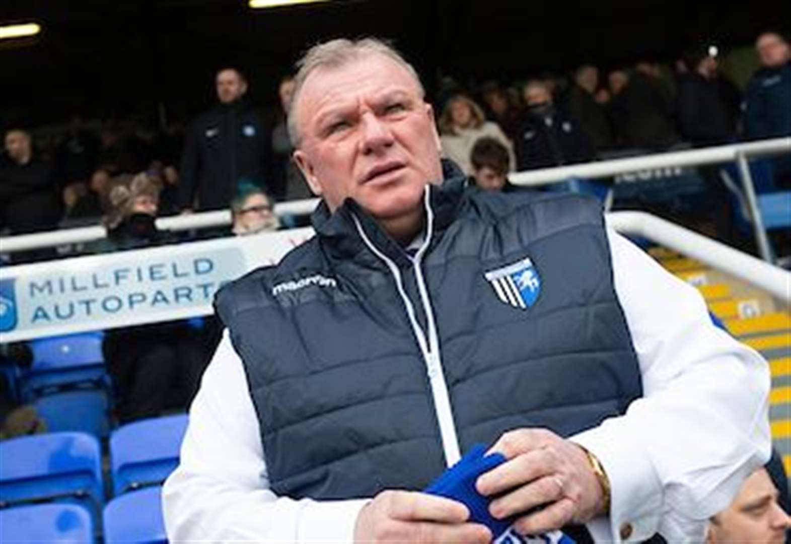Gills boss felt his side did enough to win