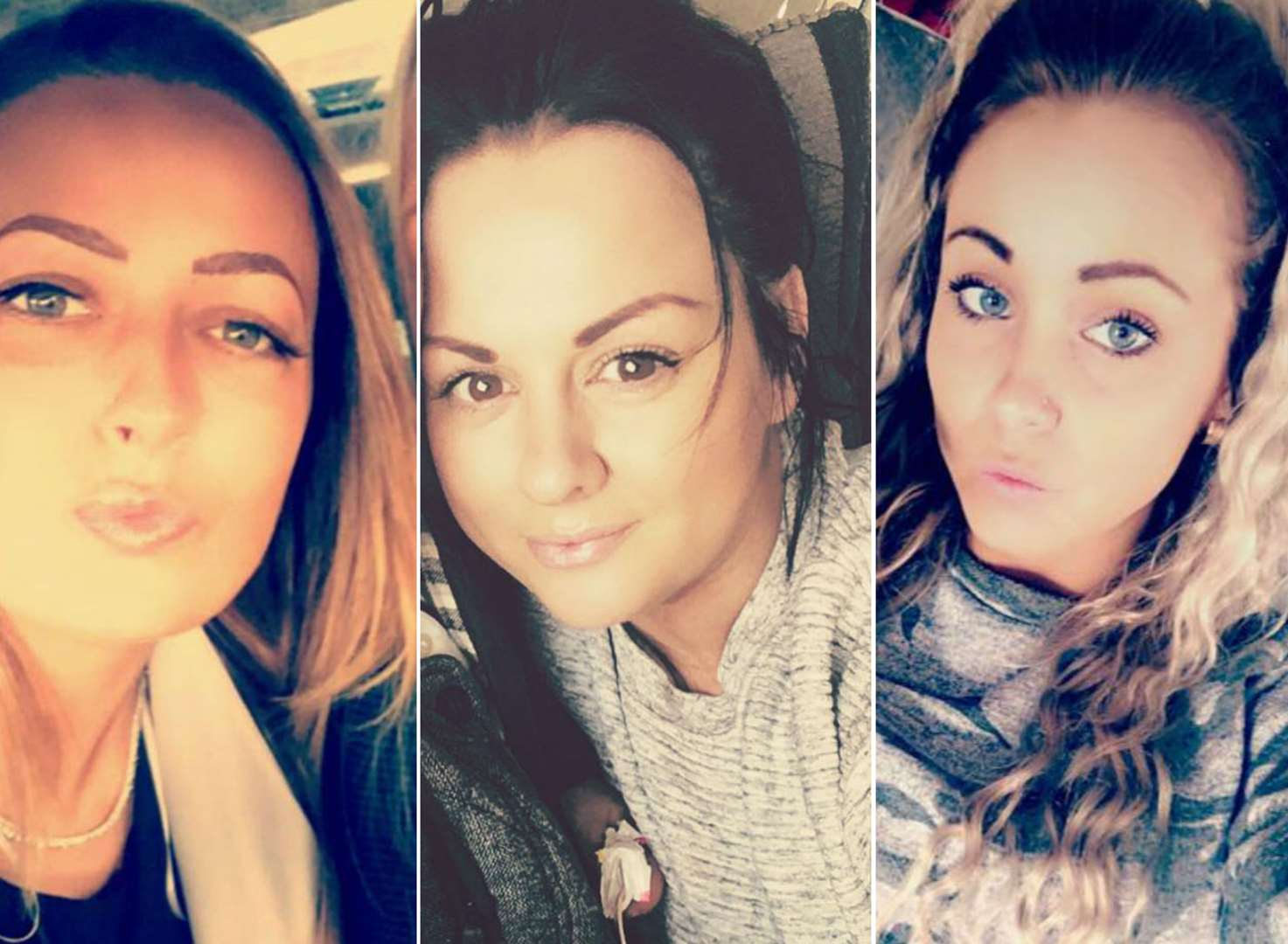 Trio of drunken mums knock girl unconscious