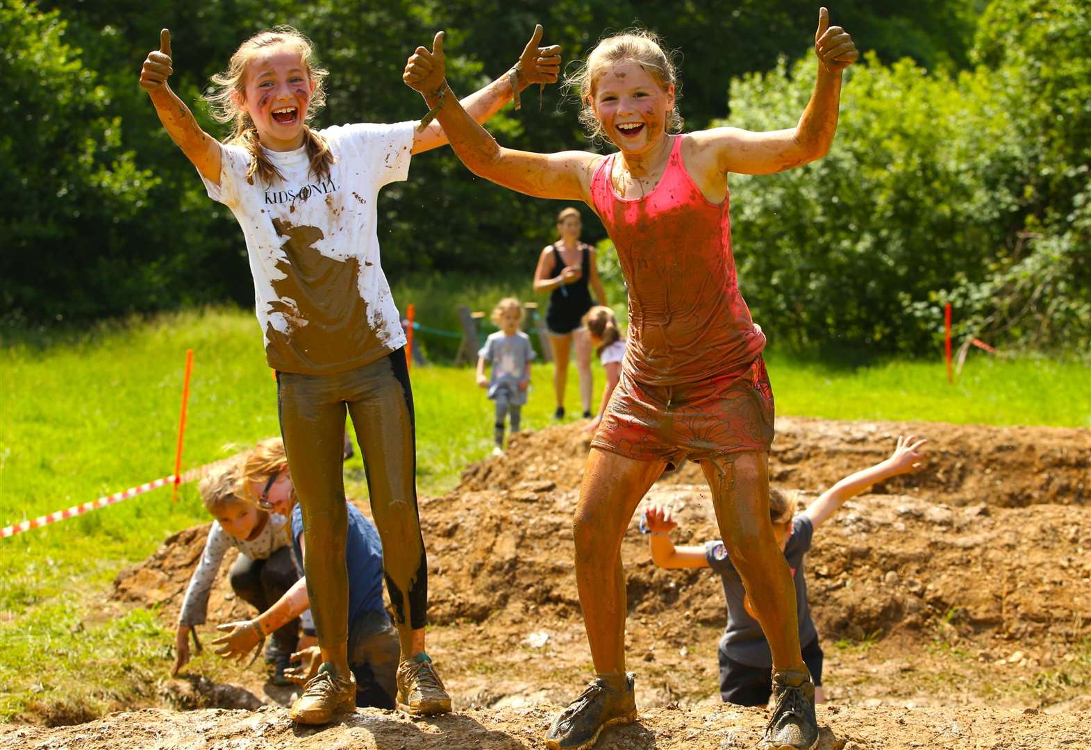 Biggest children's obstacle course coming to Kent