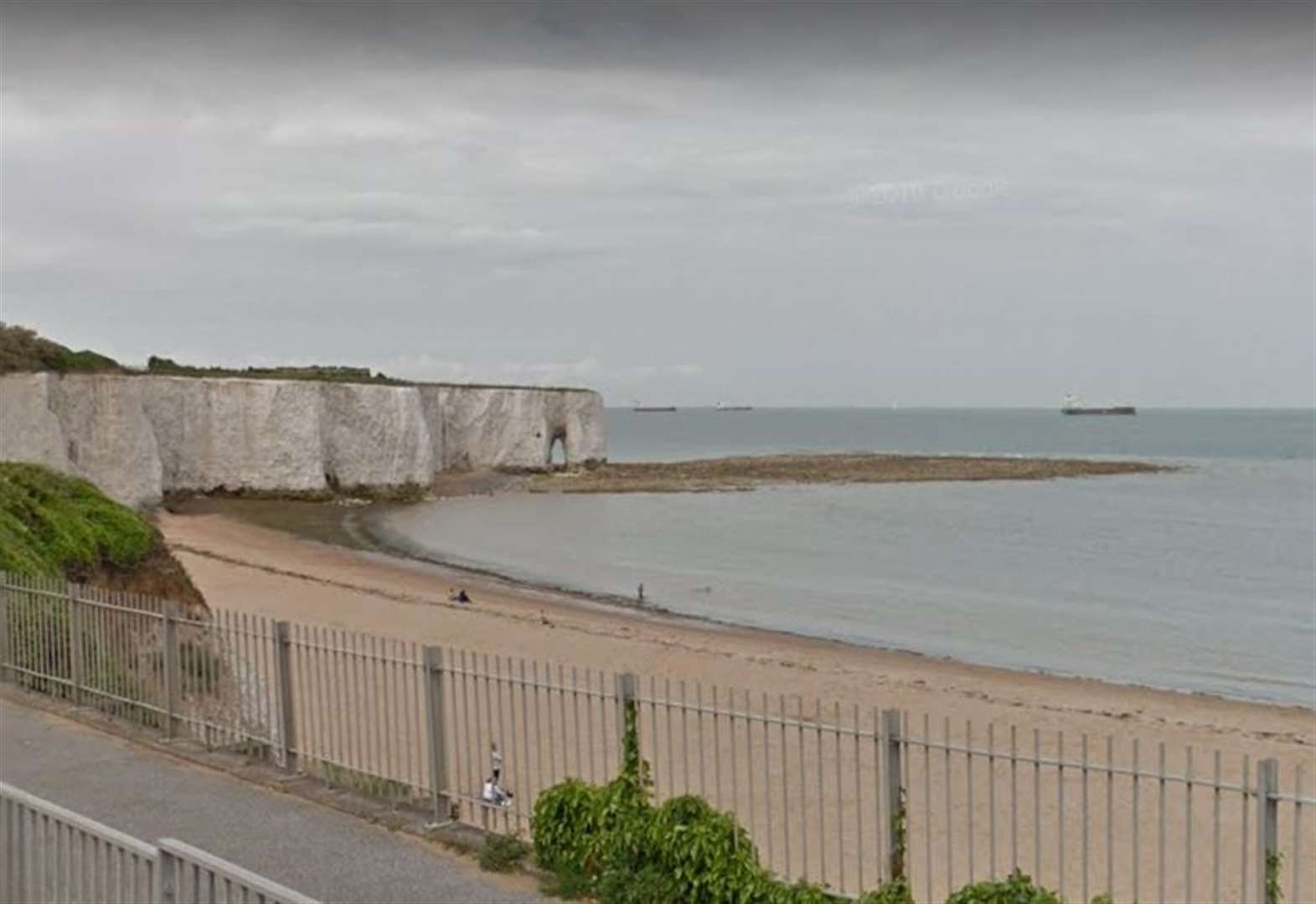 Body of woman in 70s found at beach