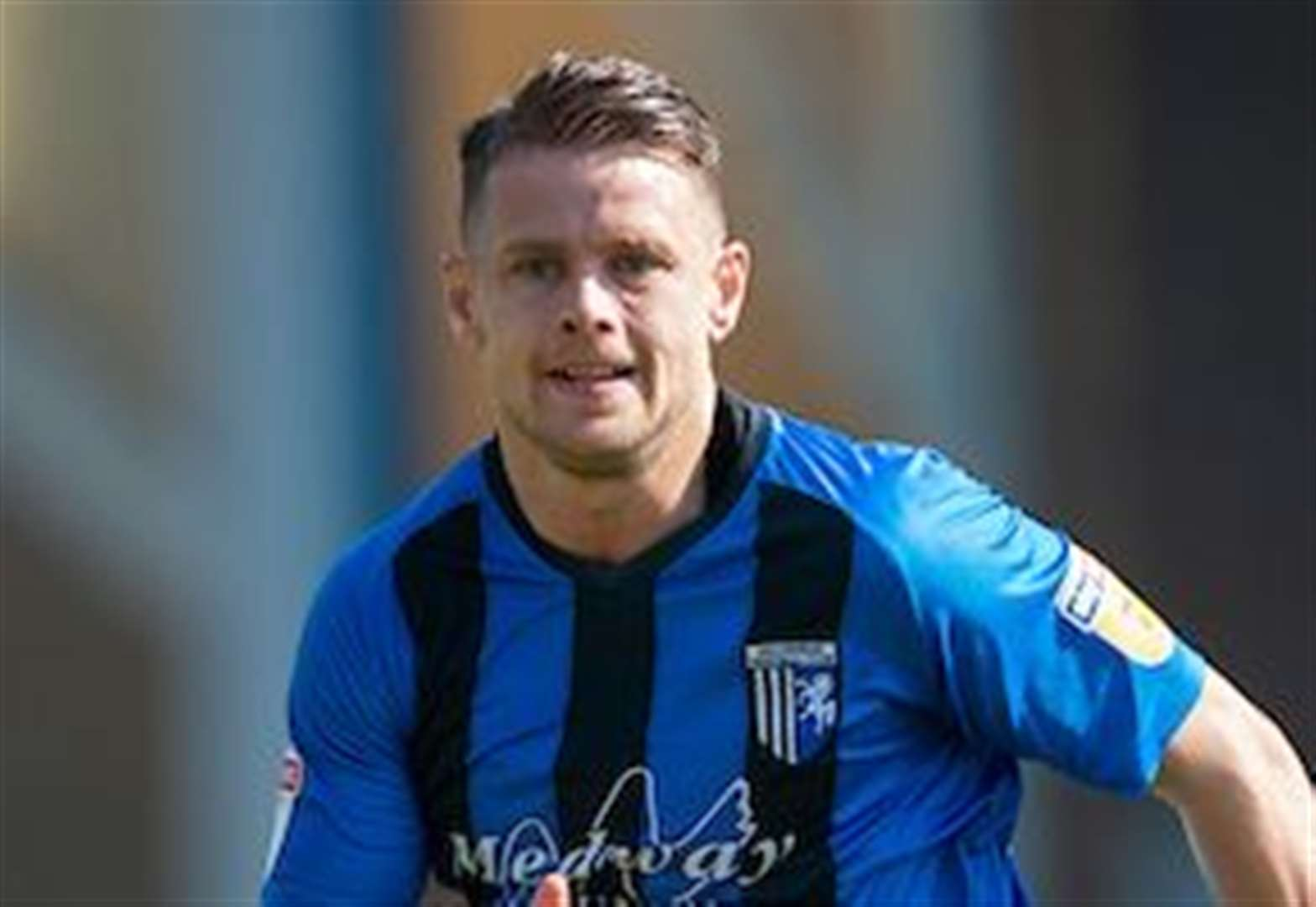Relief for Gills' midfield man