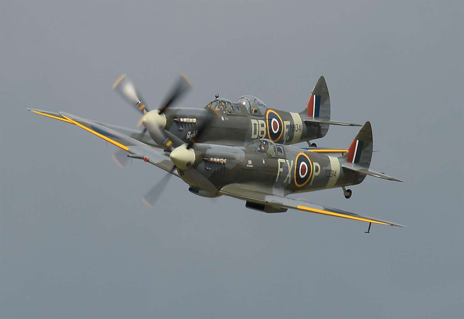 Battle of Britain Air Show takes to the skies