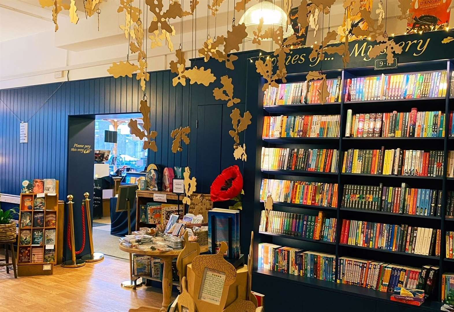 Indy bookshop crowned best in the country