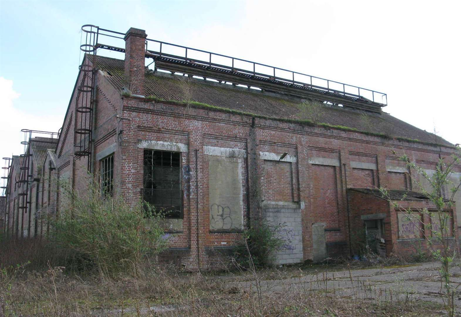 Plan to transform former colliery site
