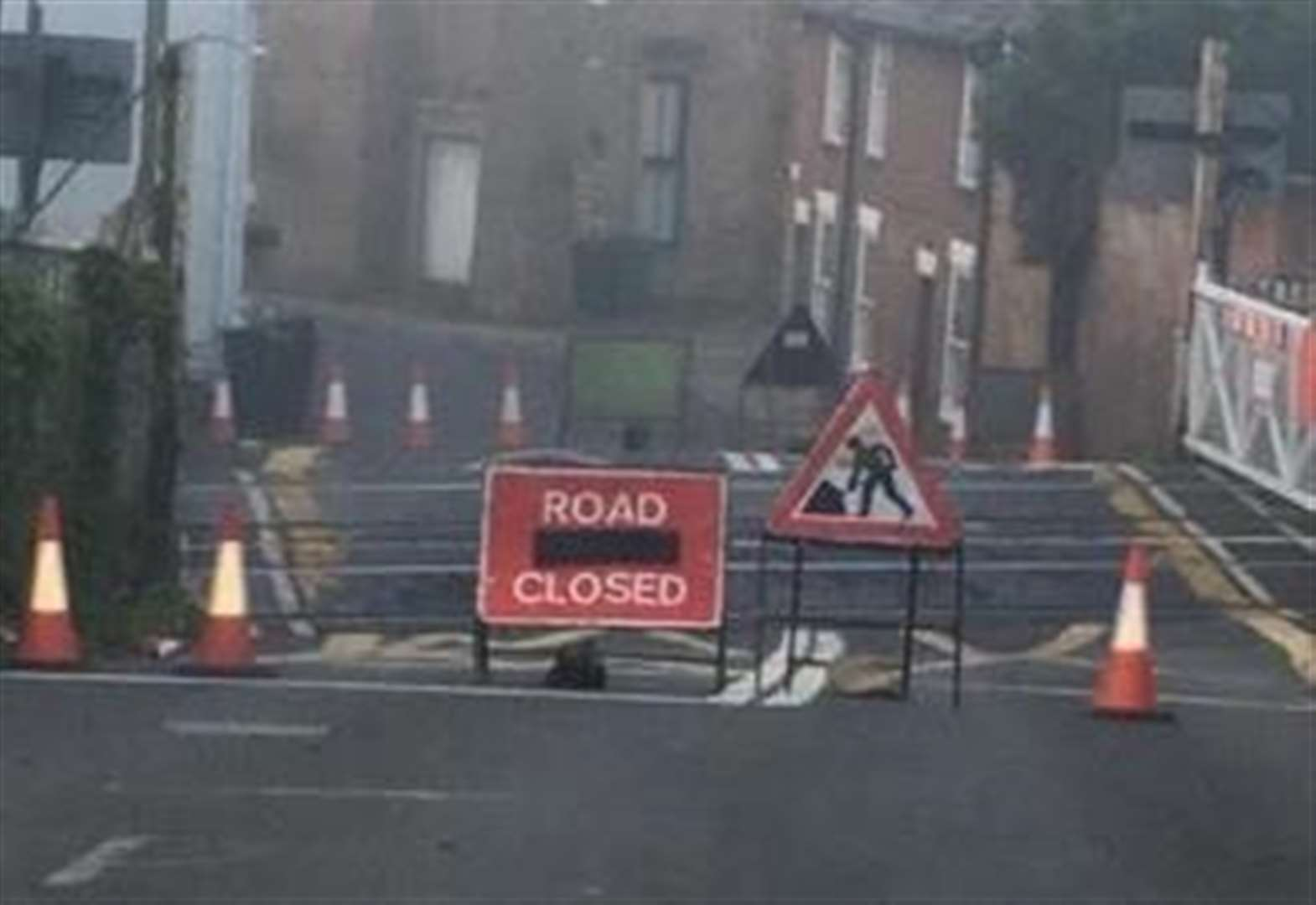 Fury as motorists find three bridges all closed today