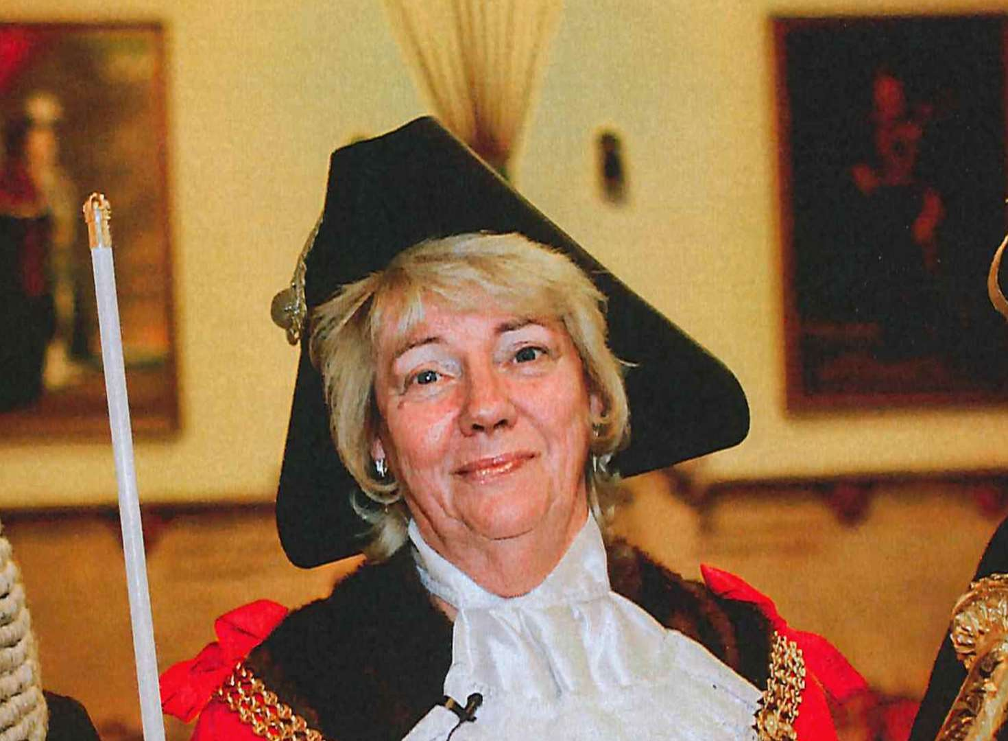 Ex-mayor - tributes and fundraising continue