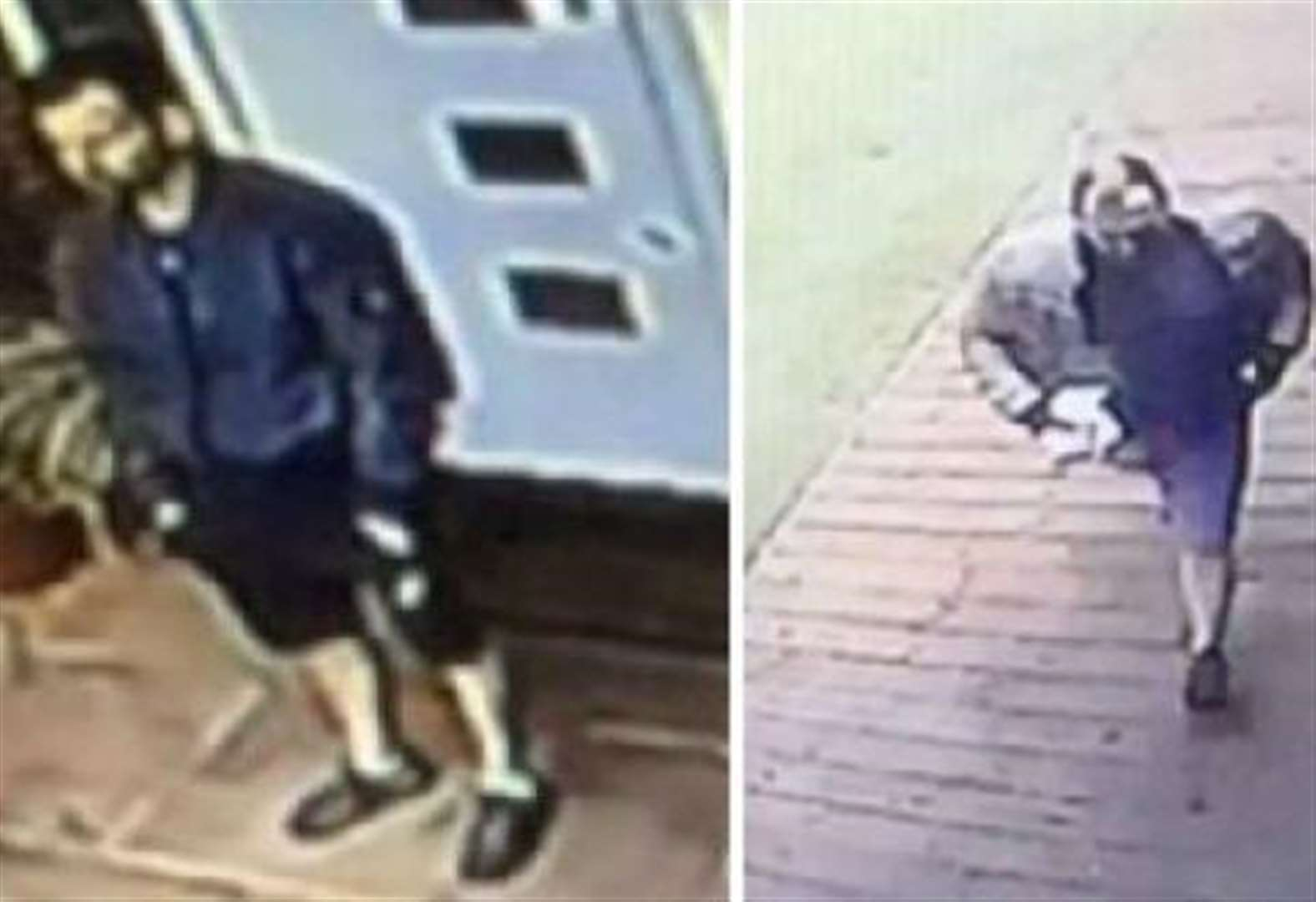 CCTV released after burglary