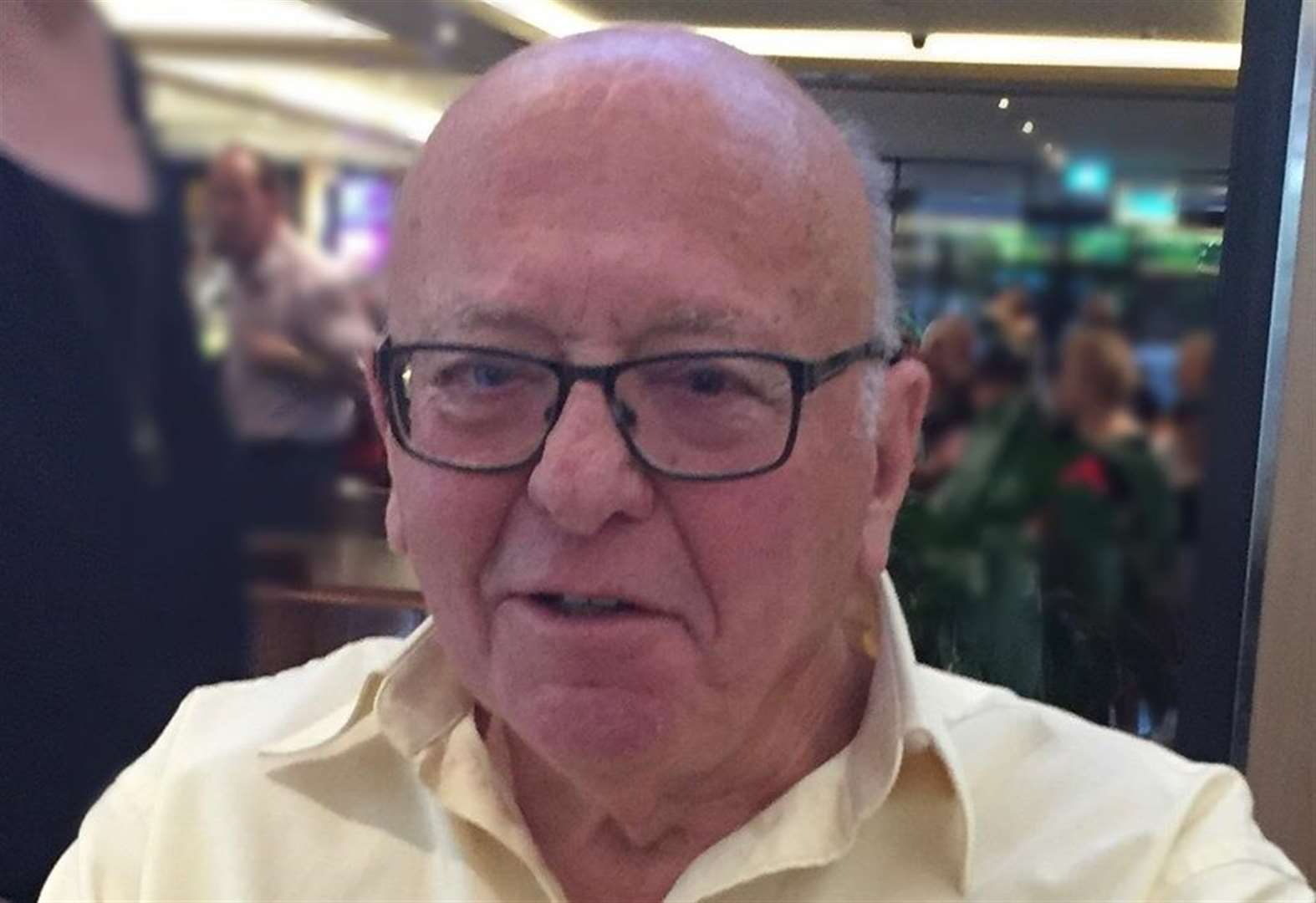 Well-known resident who loved town dies