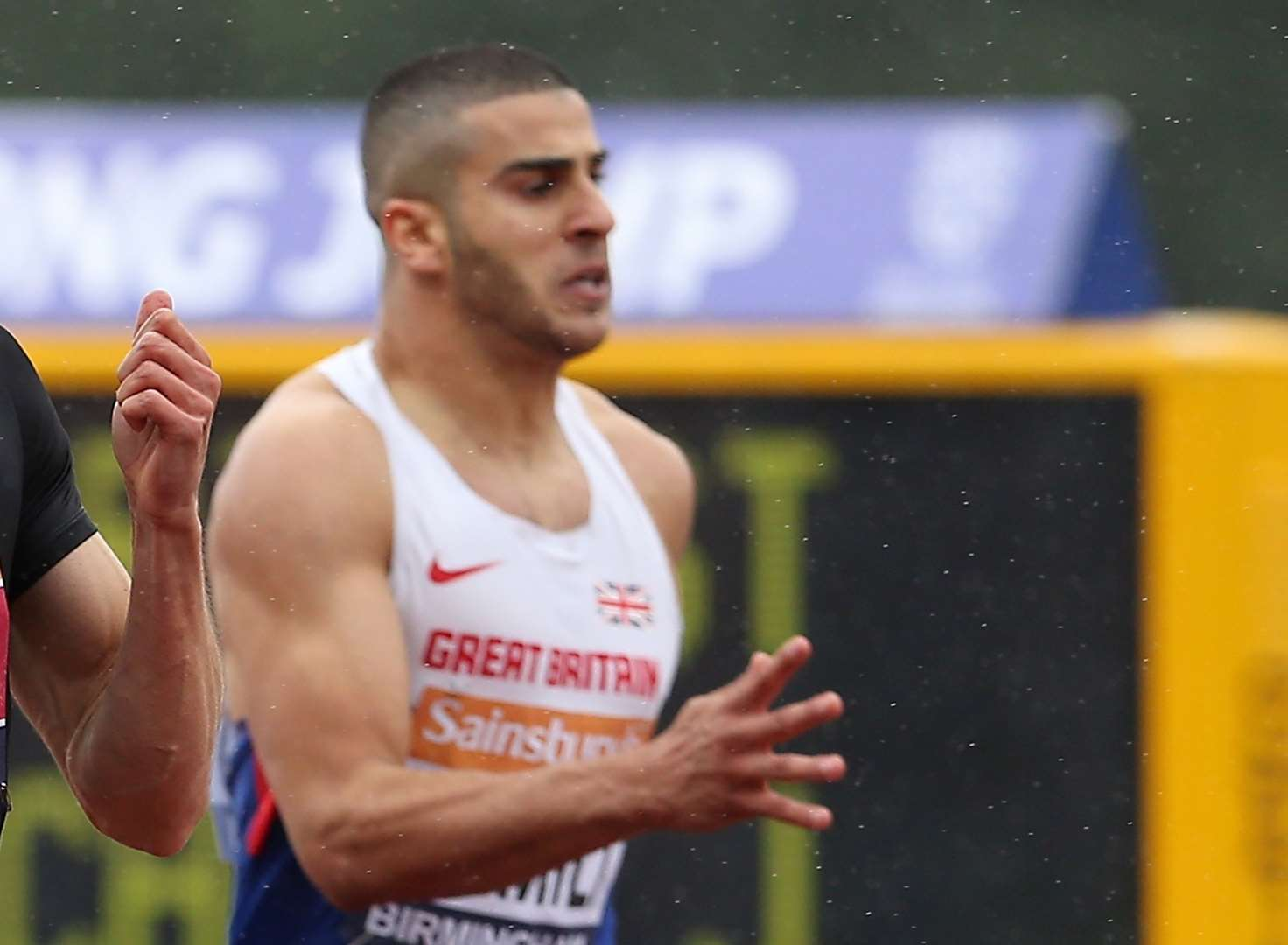 Gemili makes history in dramatic finish