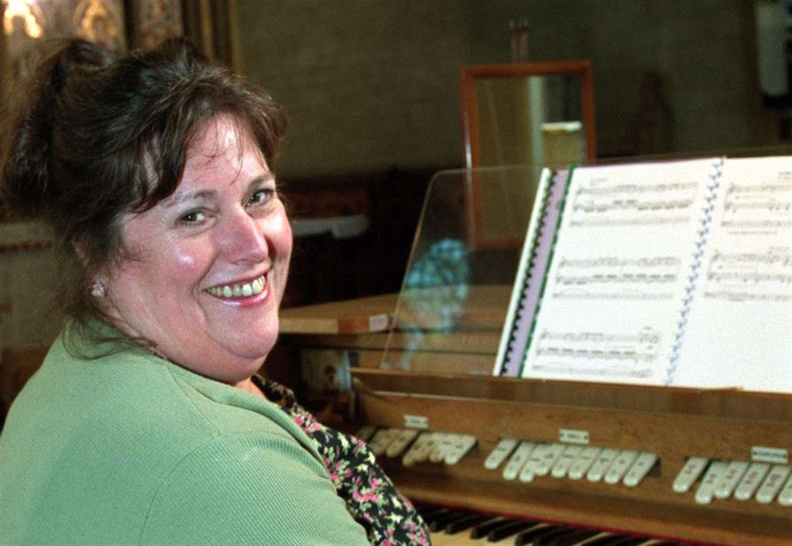 Tributes to royal organist