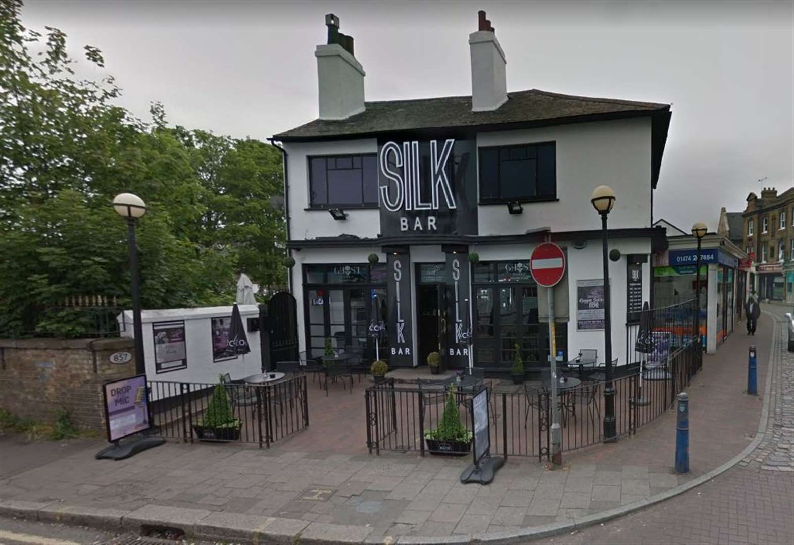 Man charged after bar 'brawl'