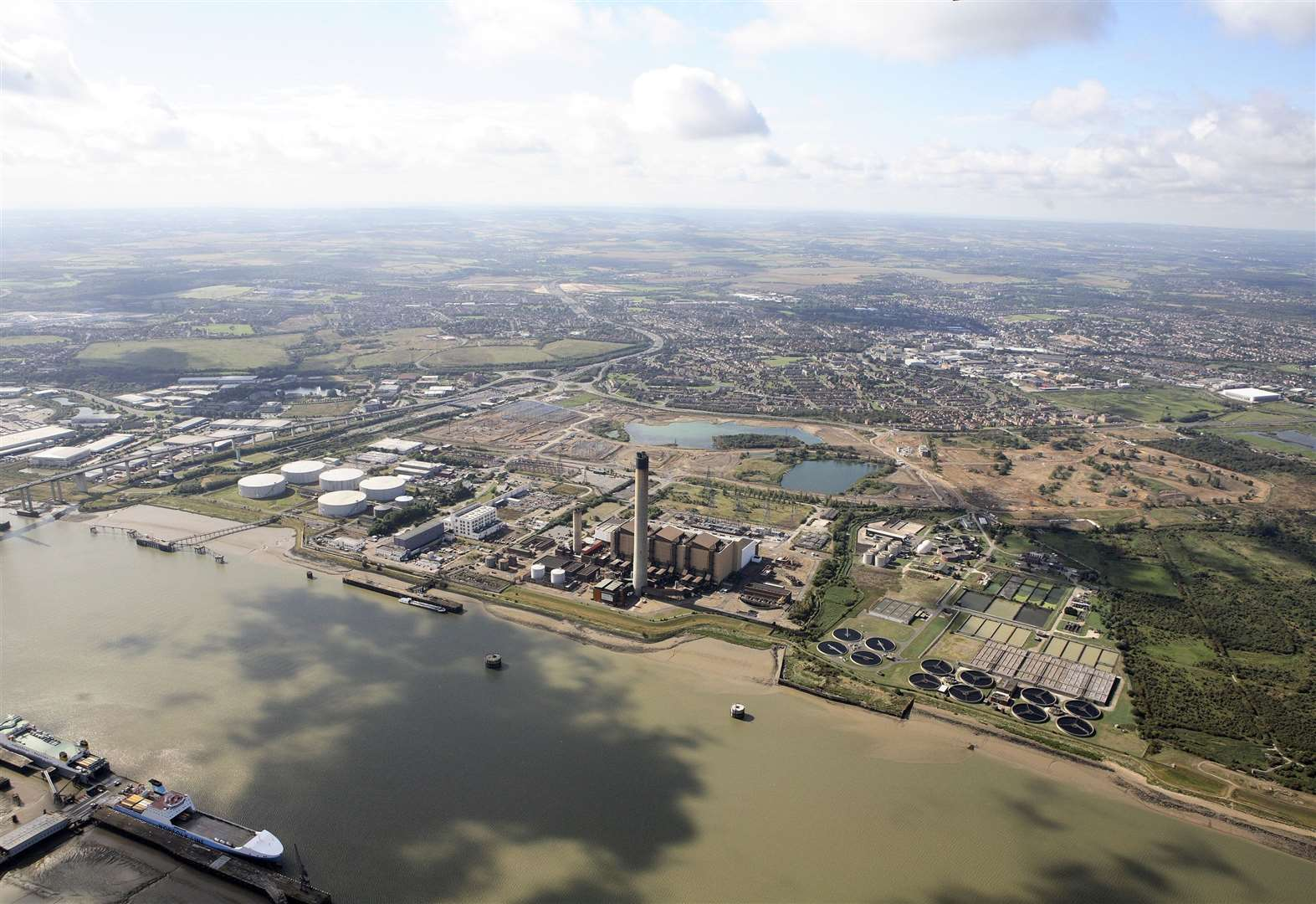 Date set for next stage of power station demolition