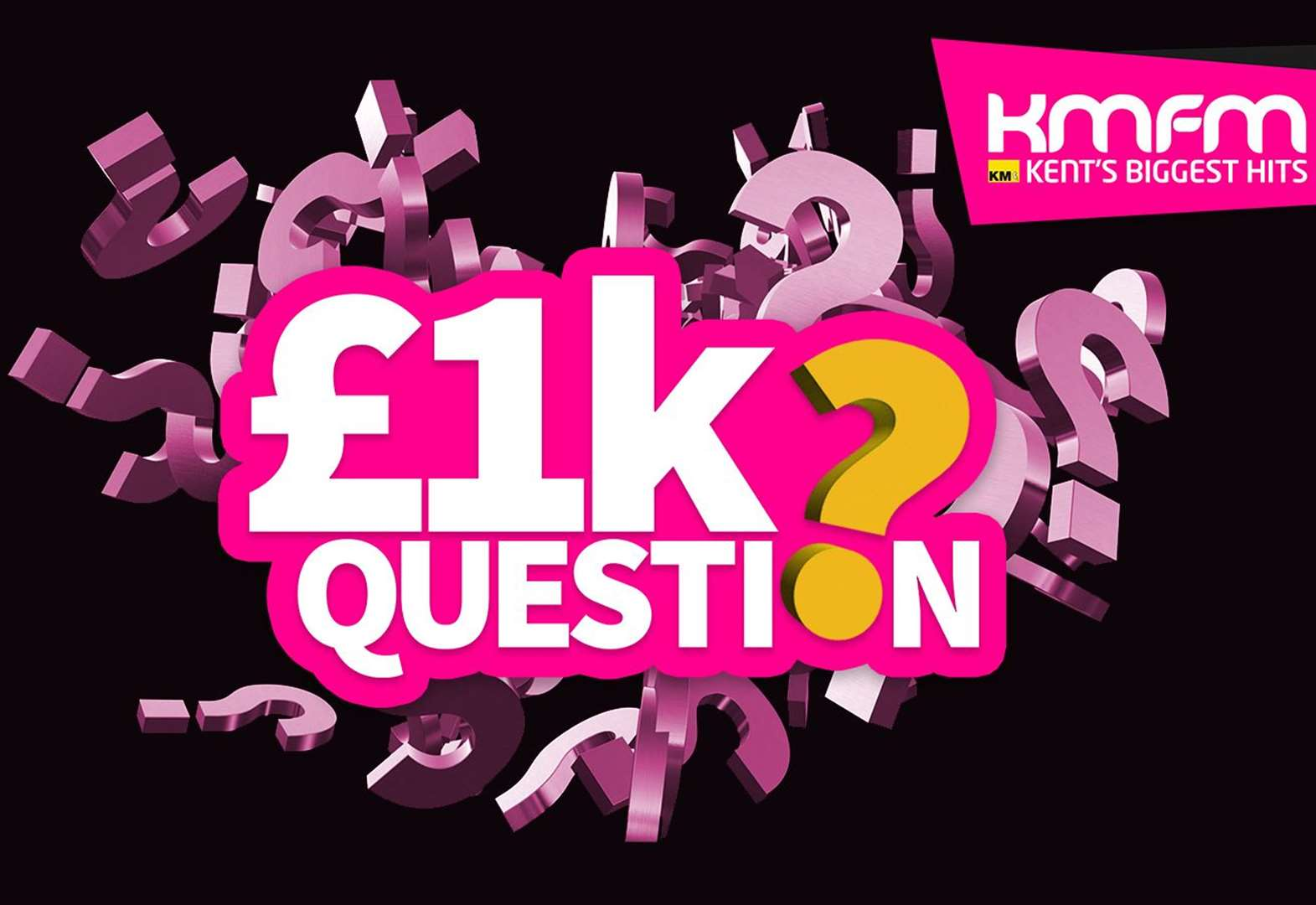 How to bag £1k with kmfm