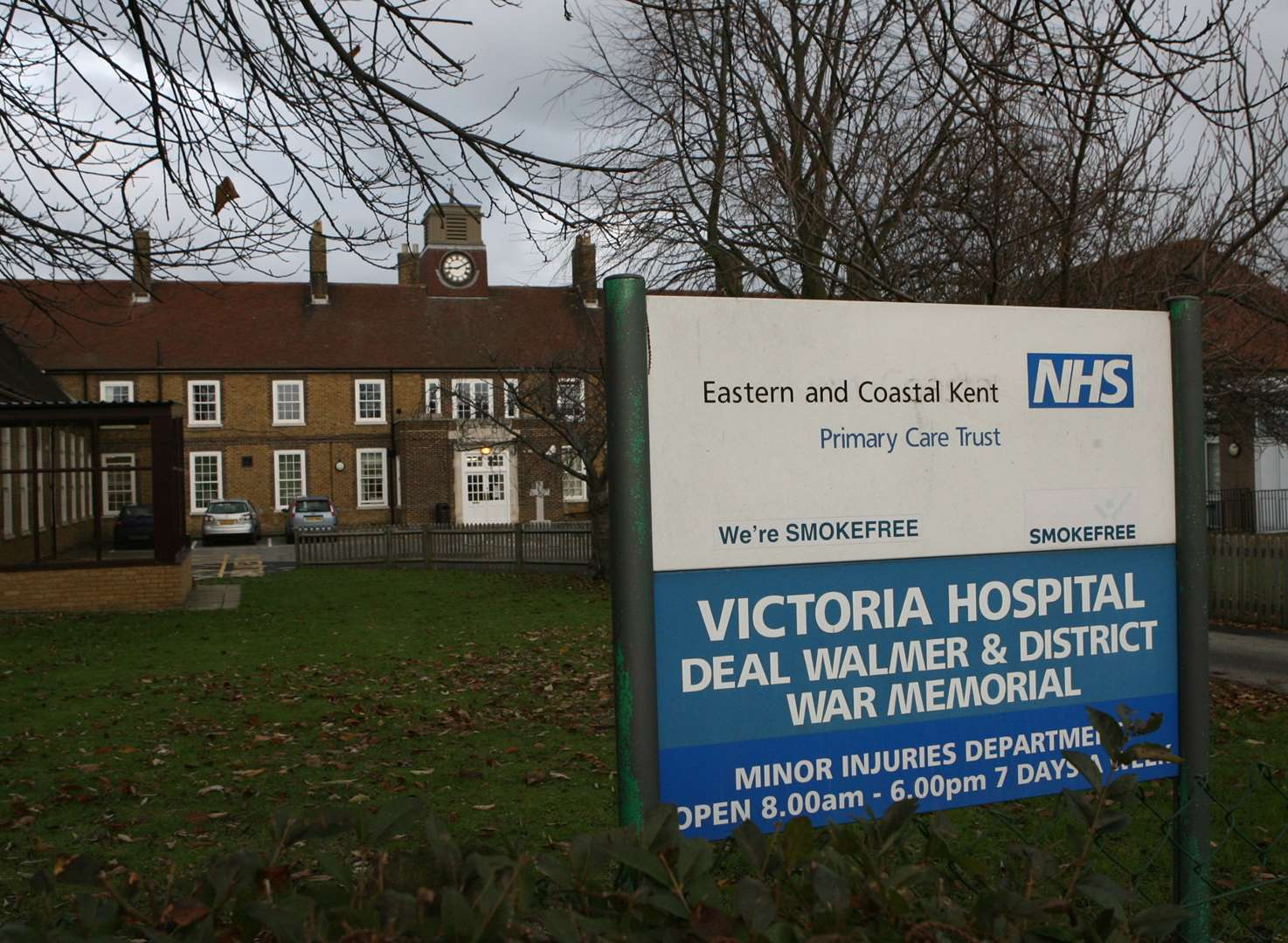 Hospital's new service is a sign of secure future
