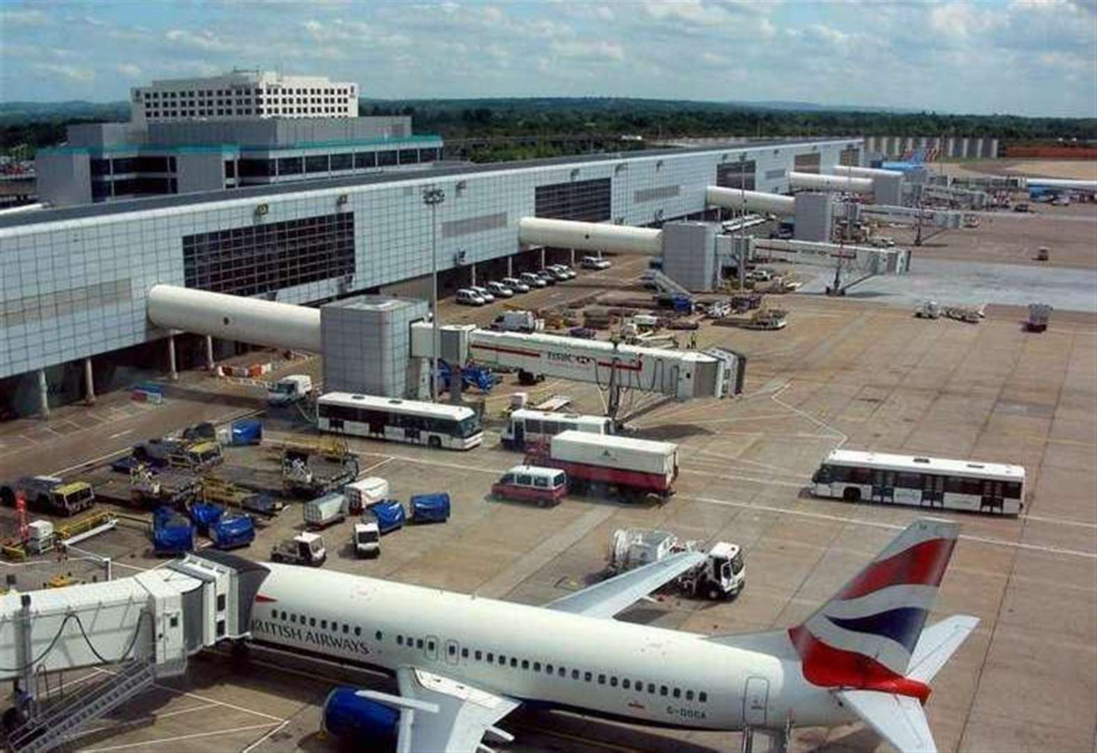 Gatwick confirms masterplan which could lead to third runway