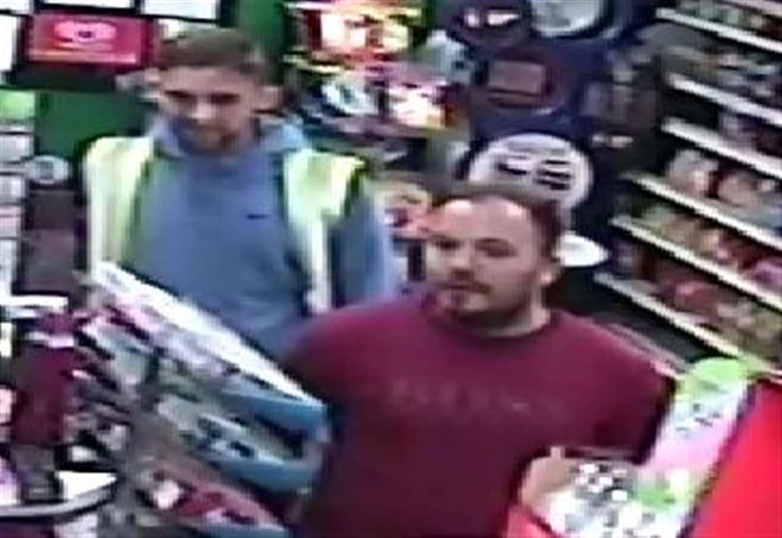 CCTV released after man attacked