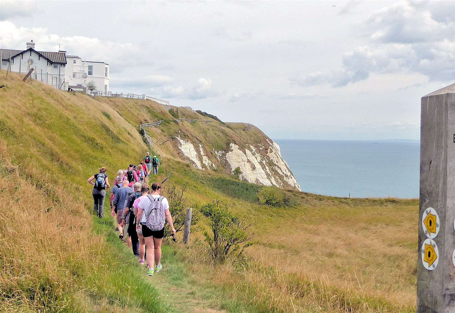 Explore the Kent coast with walking festival