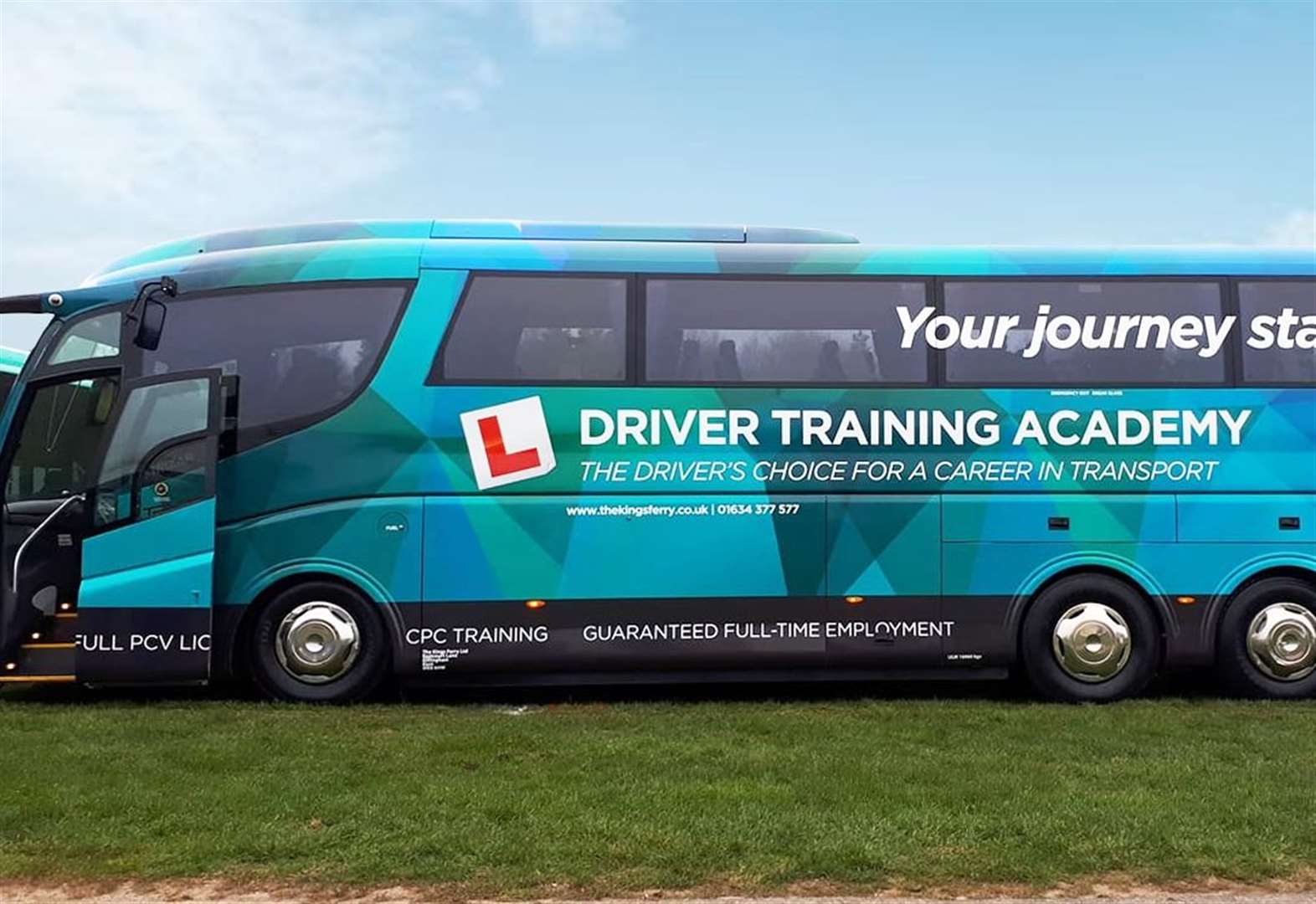 Coach company launches driver training academy