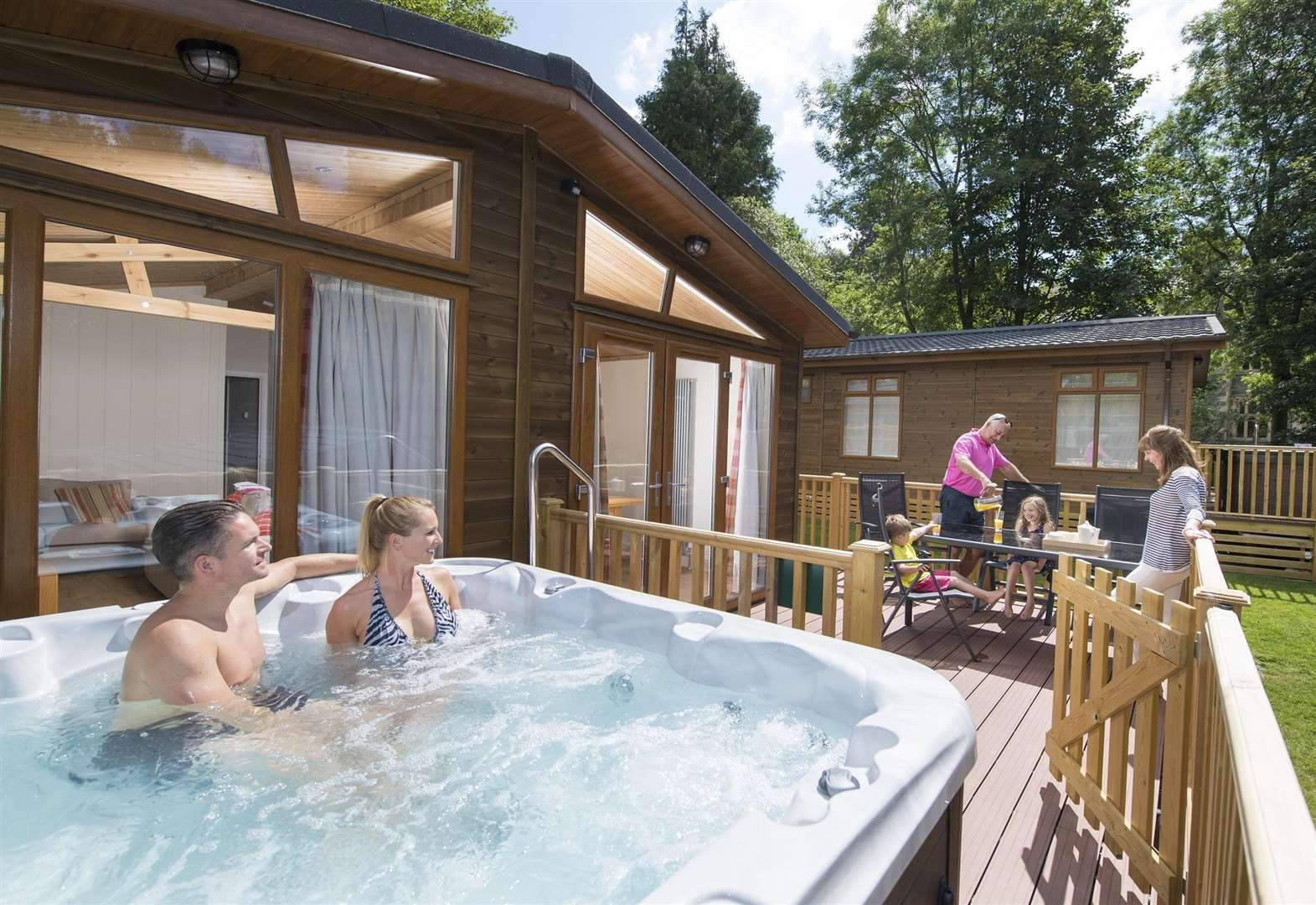 Holiday park firm to invest £1.4m into key sites