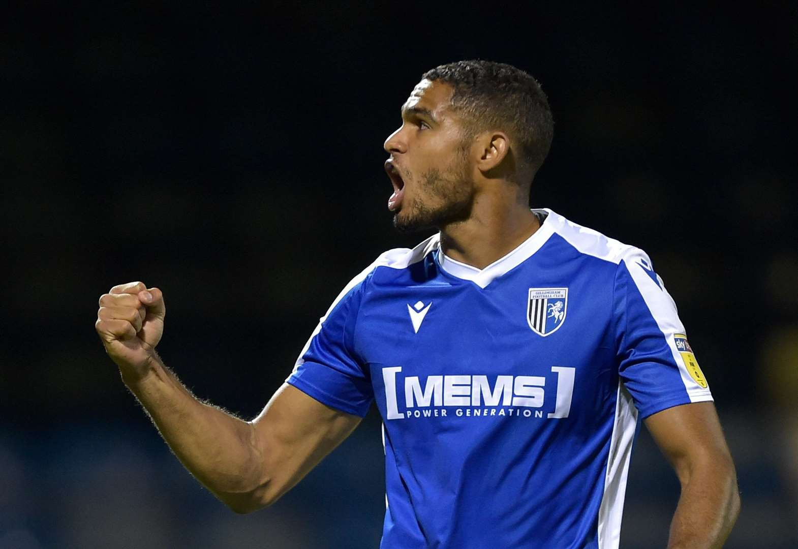 The Shouting Men: Gills striker eager to recapture some of his past form in the FA Cup