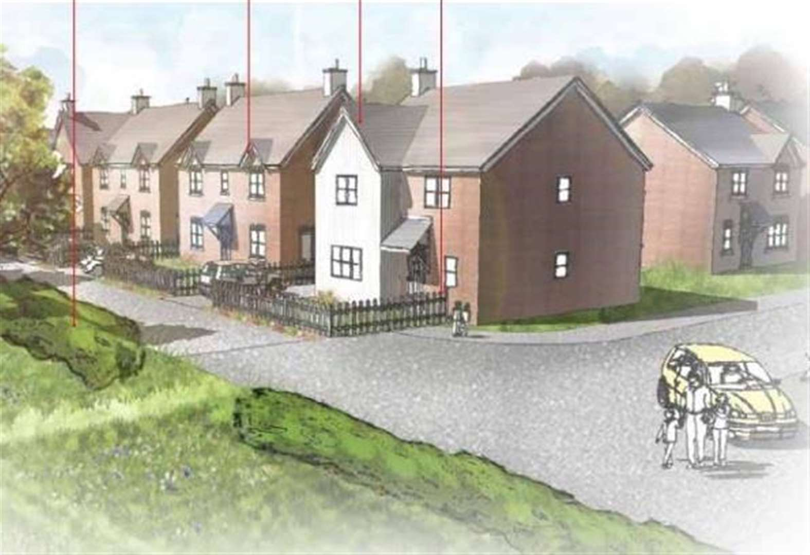 Campaigners hail success as developer sent packing over village plans