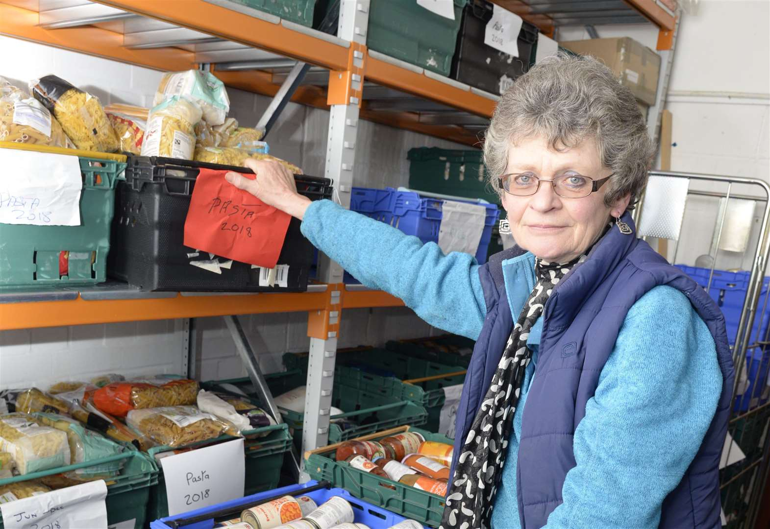 Foodbank to set up hot meal scheme in time for Christmas