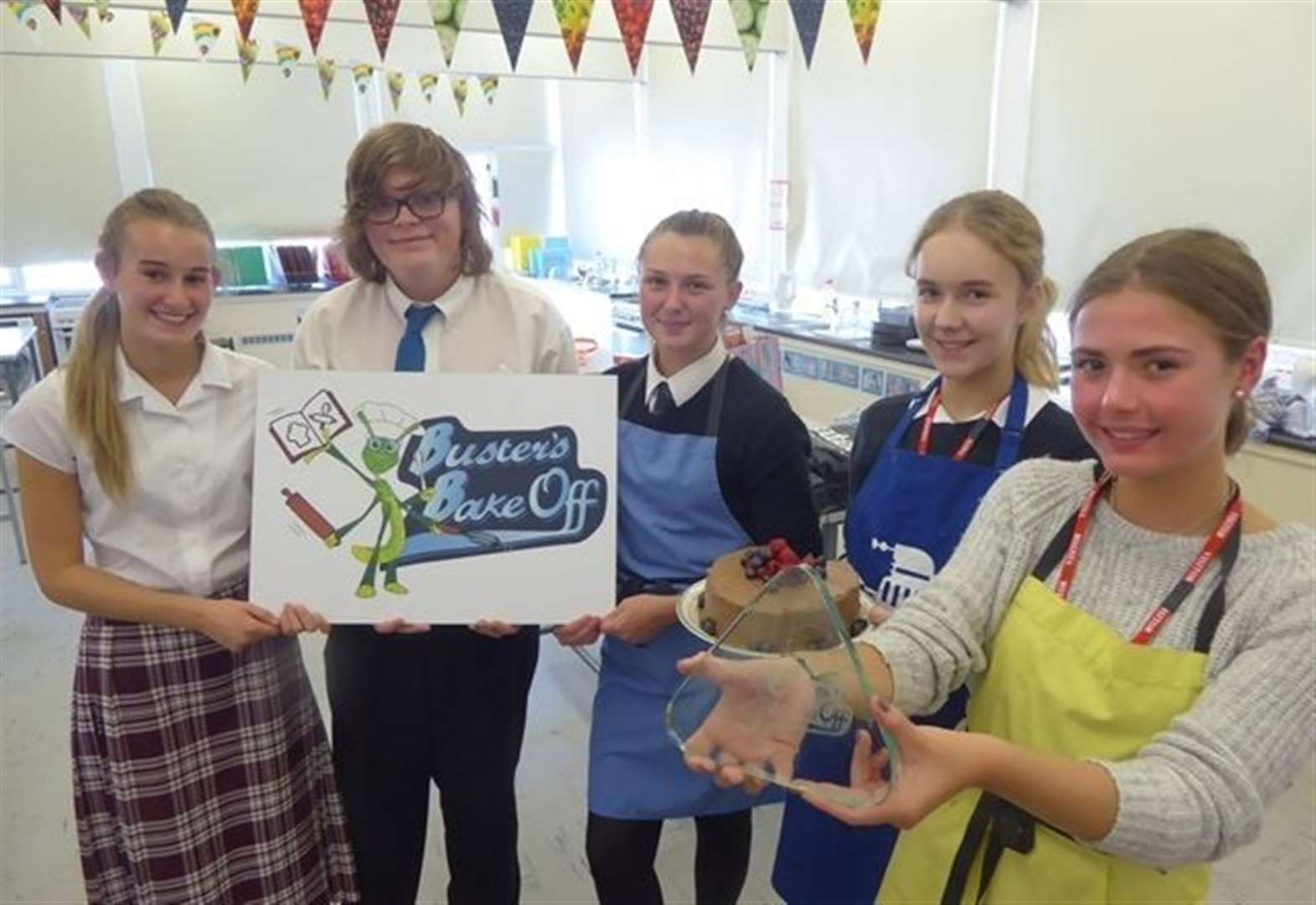 Schools invited to hold Bake Off heats