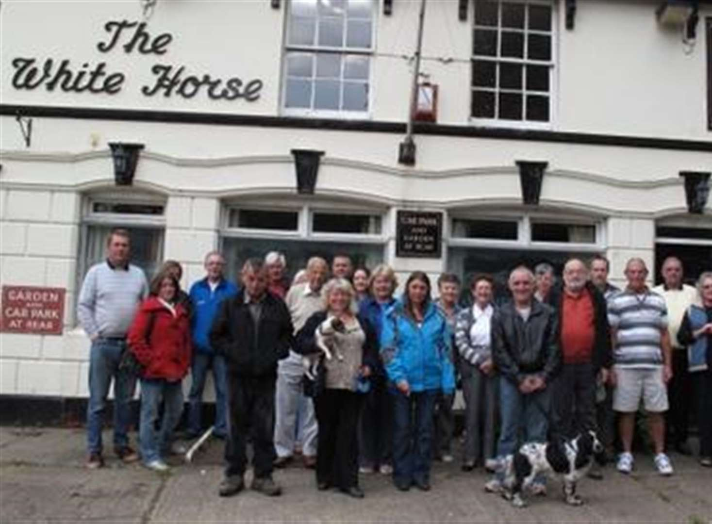 Bid to buy pub
