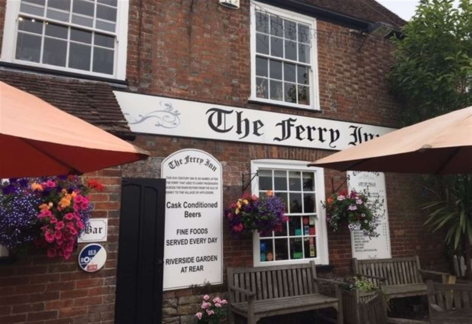Secret Drinker heads to country inn on the Kent/Sussex border