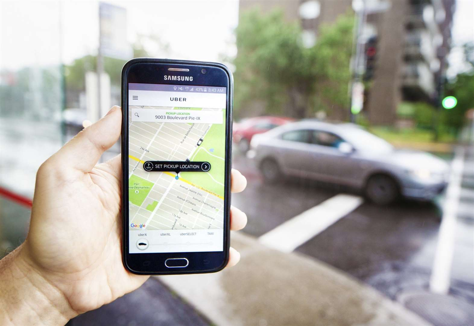 Uber banned from operating