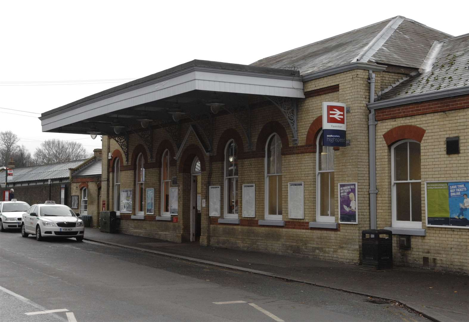 MP on board with campaign to update town's historic station