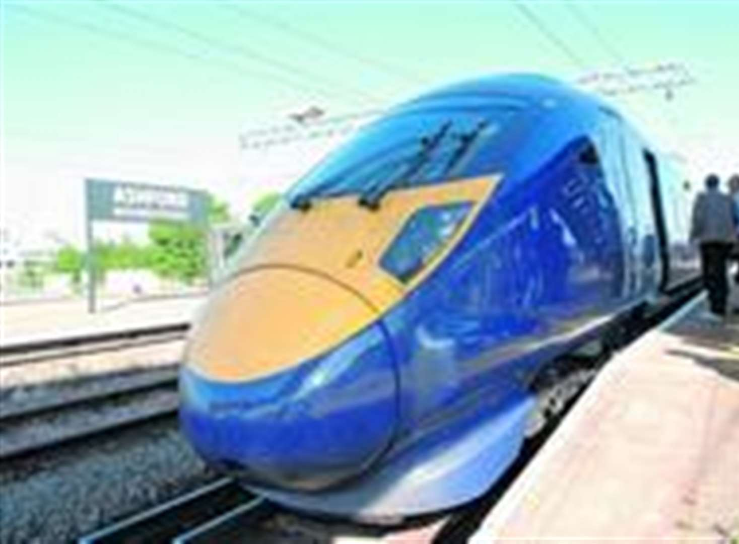 Campaign for high speed rail