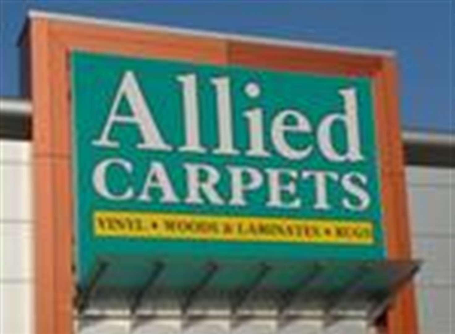 Nine Allied Carpets to close