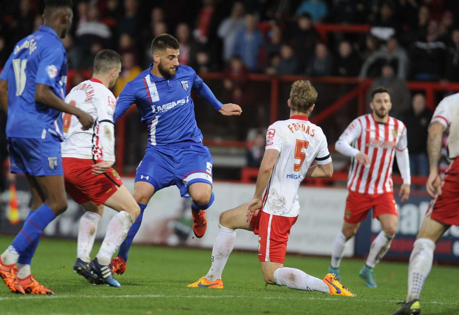 Busy Gills complete schedule