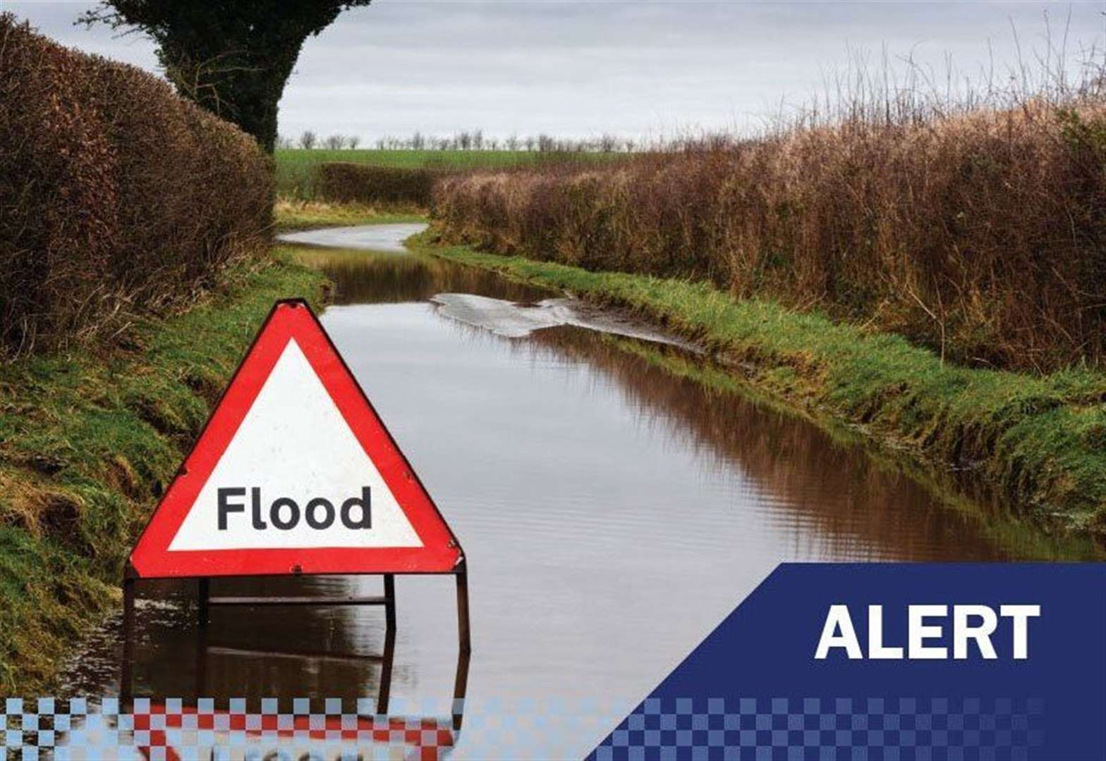 Flood alerts issued for parts of Kent