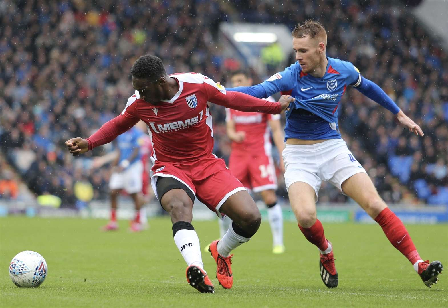 Report: Portsmouth left frustrated by Gills' resolve