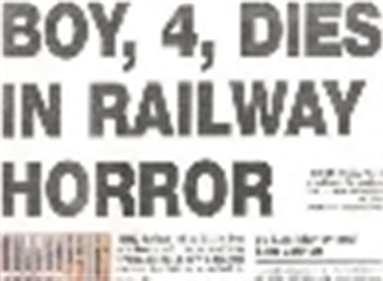 Firms plead guilty over toddler's rail death