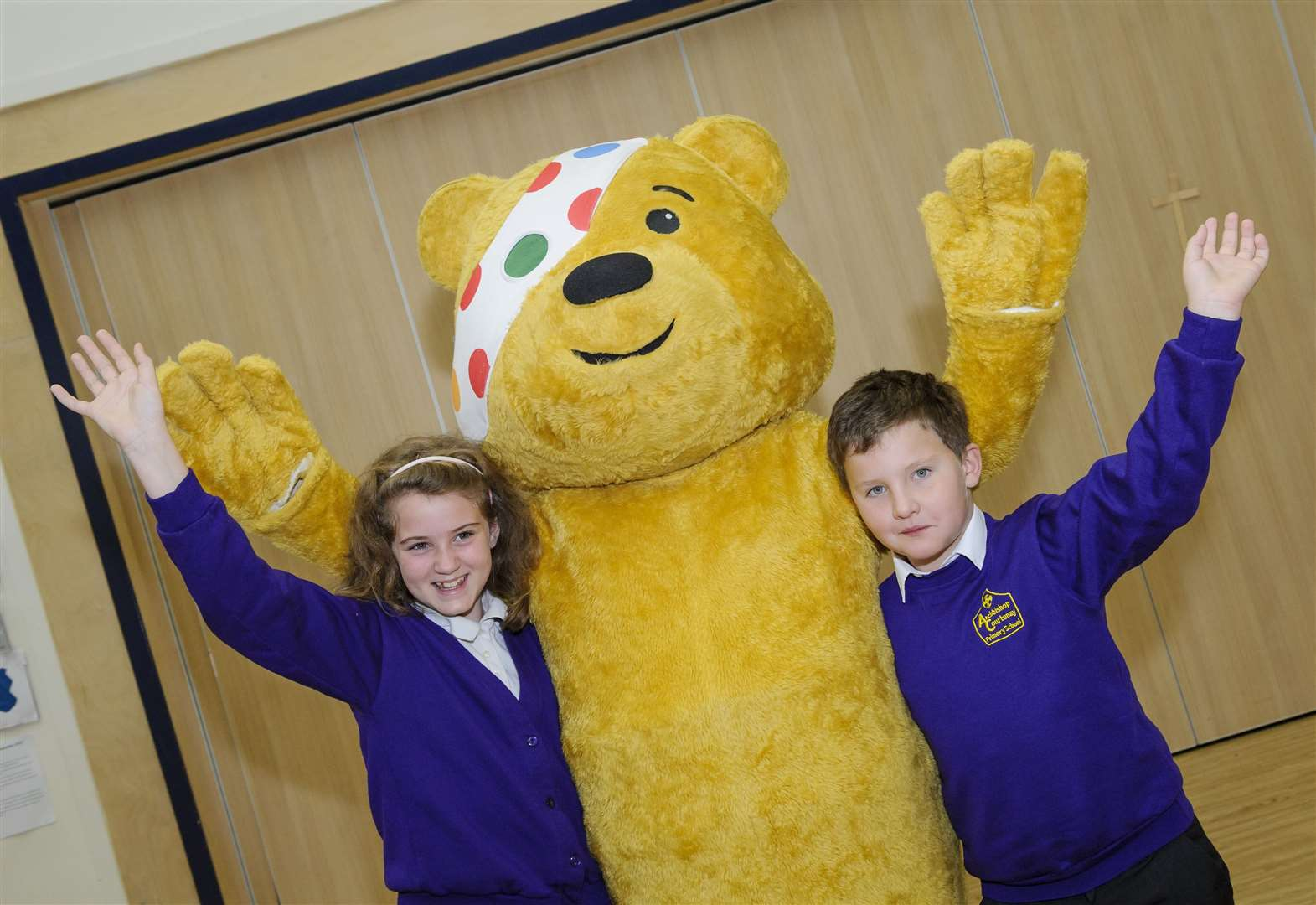 Pupils to take part in Children in Need performance