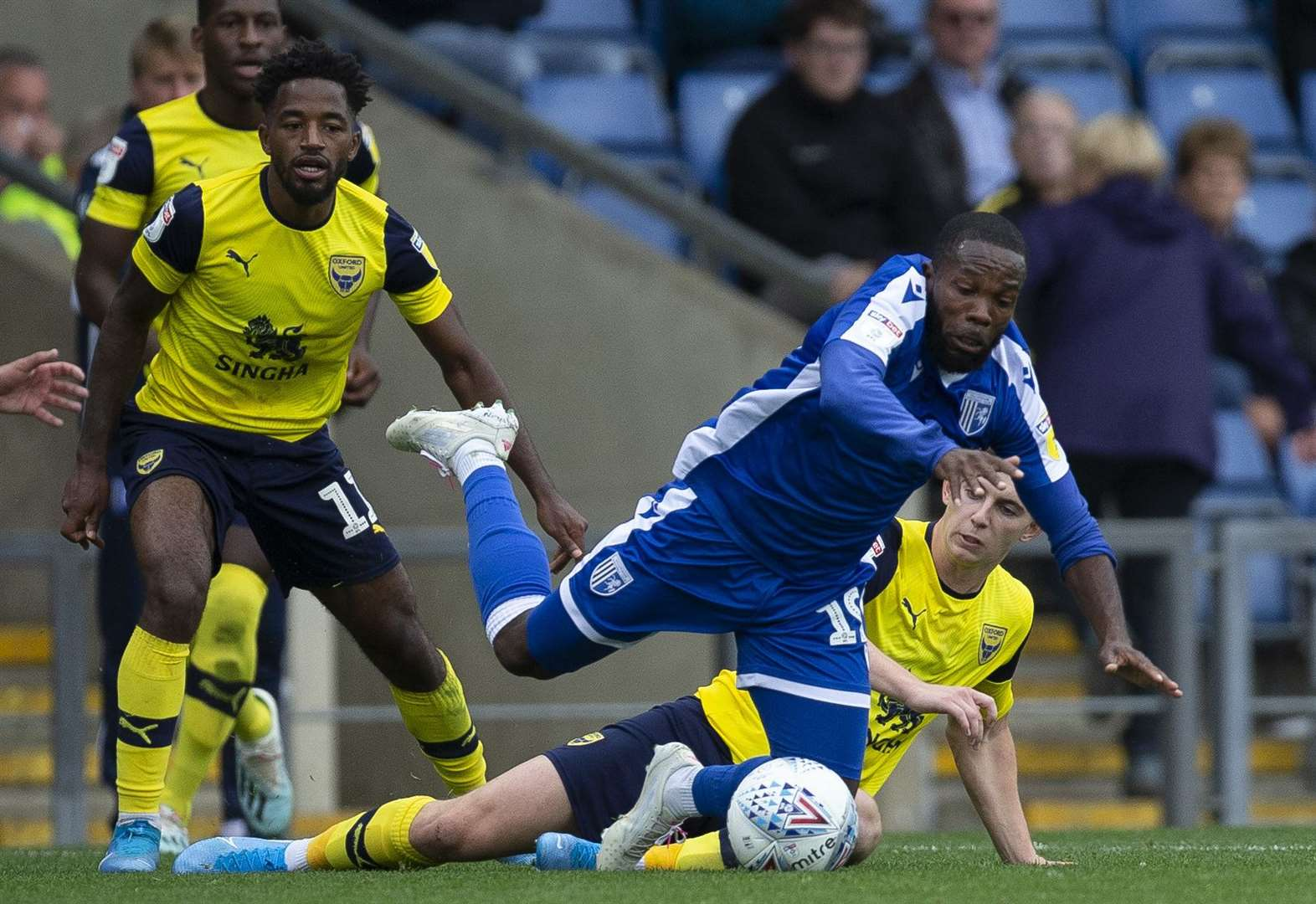 Report: Gills second best