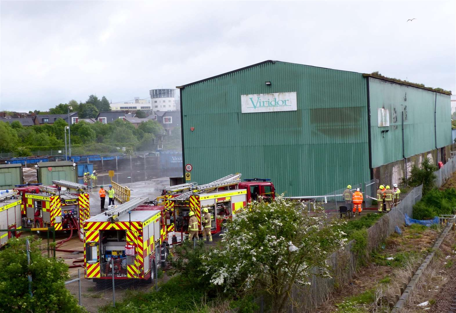 Waste facility to remain closed